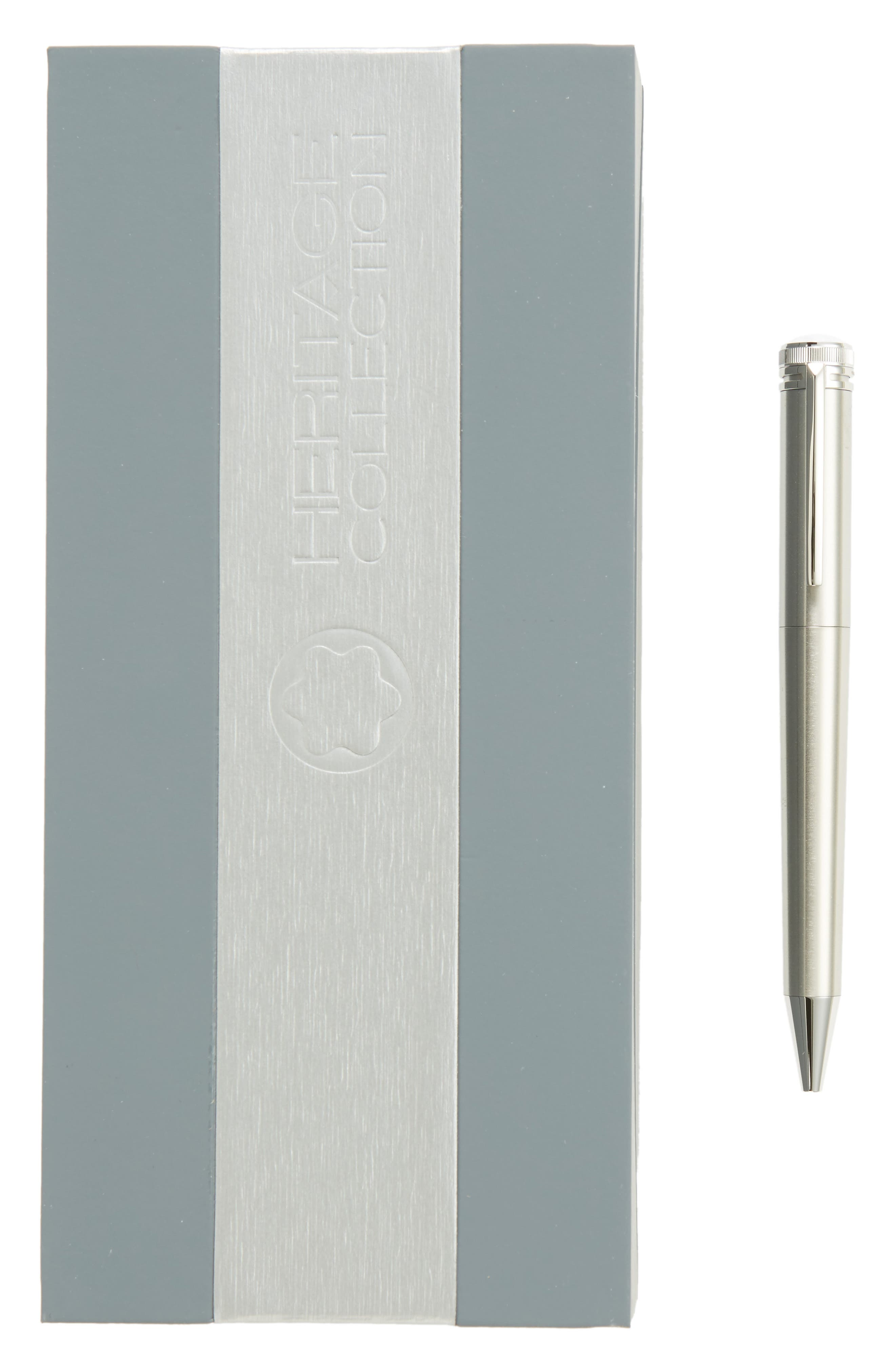 Alternate Image 2  - MONTBLANC Heritage Collection Capless Rollerball Pen