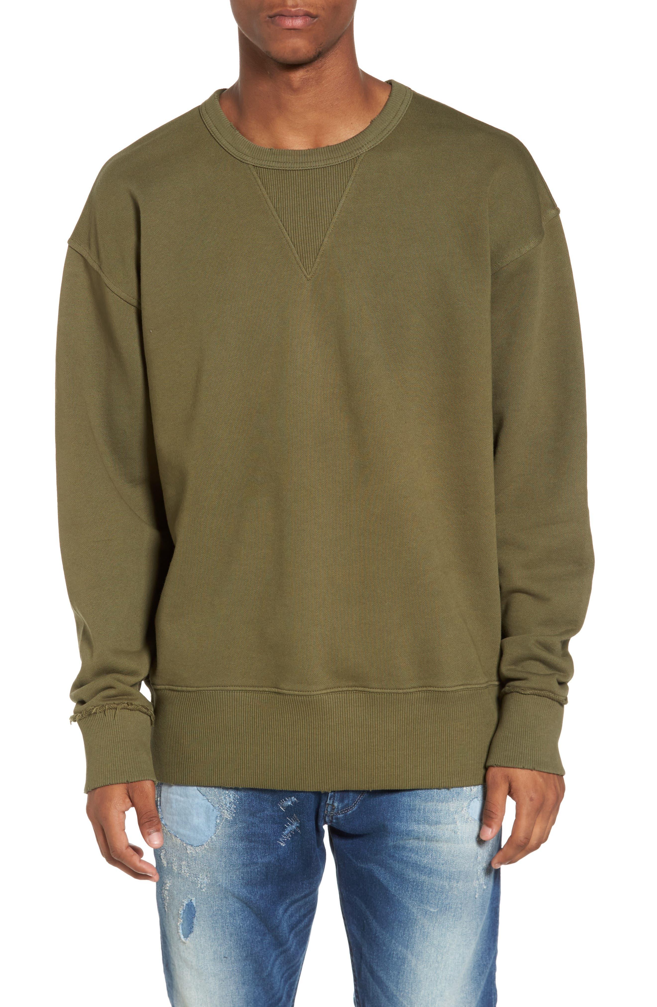 Treasure & Bond Distressed Sweatshirt