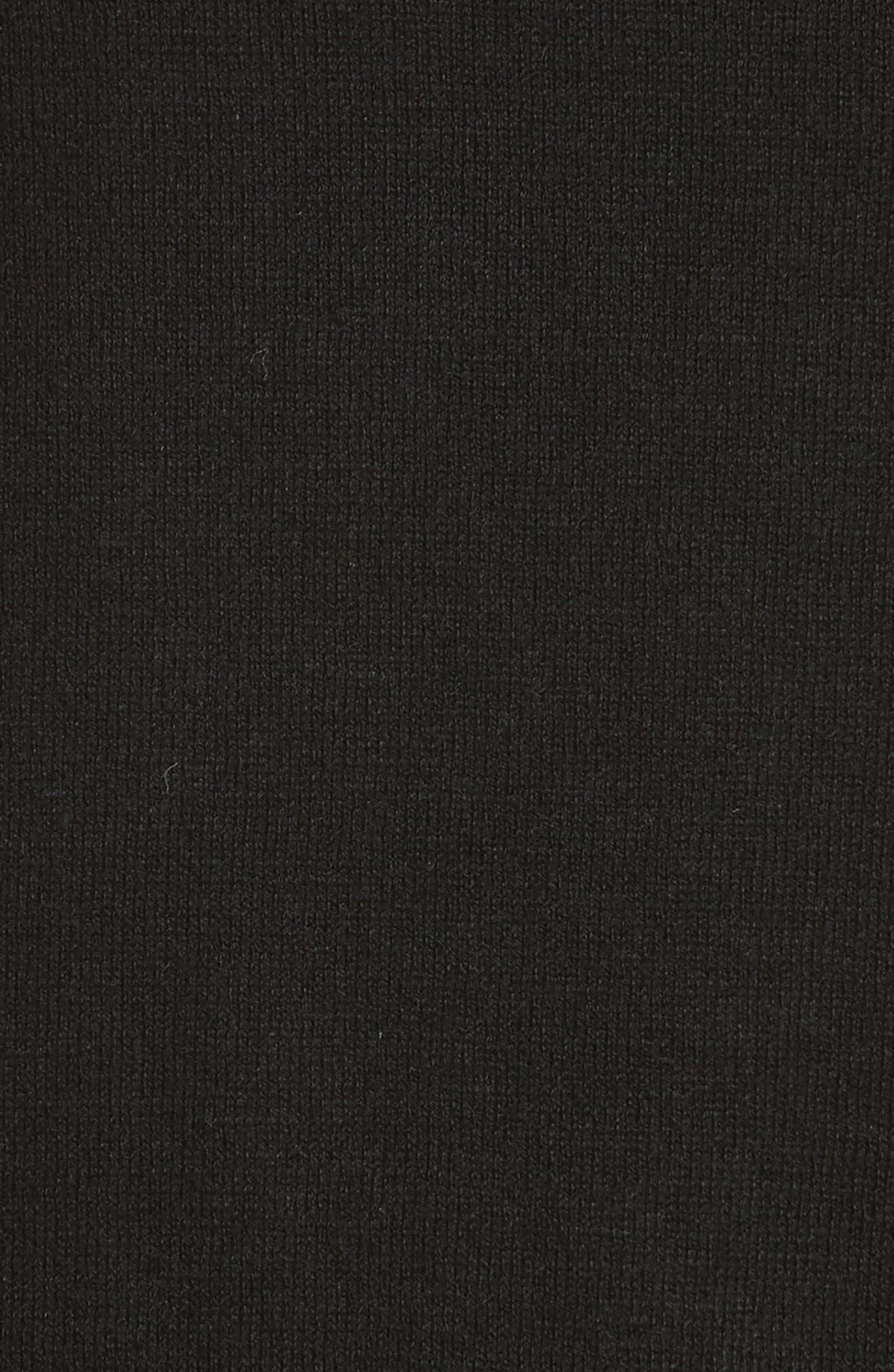 Alternate Image 5  - Ted Baker London Floral Collar Sweater
