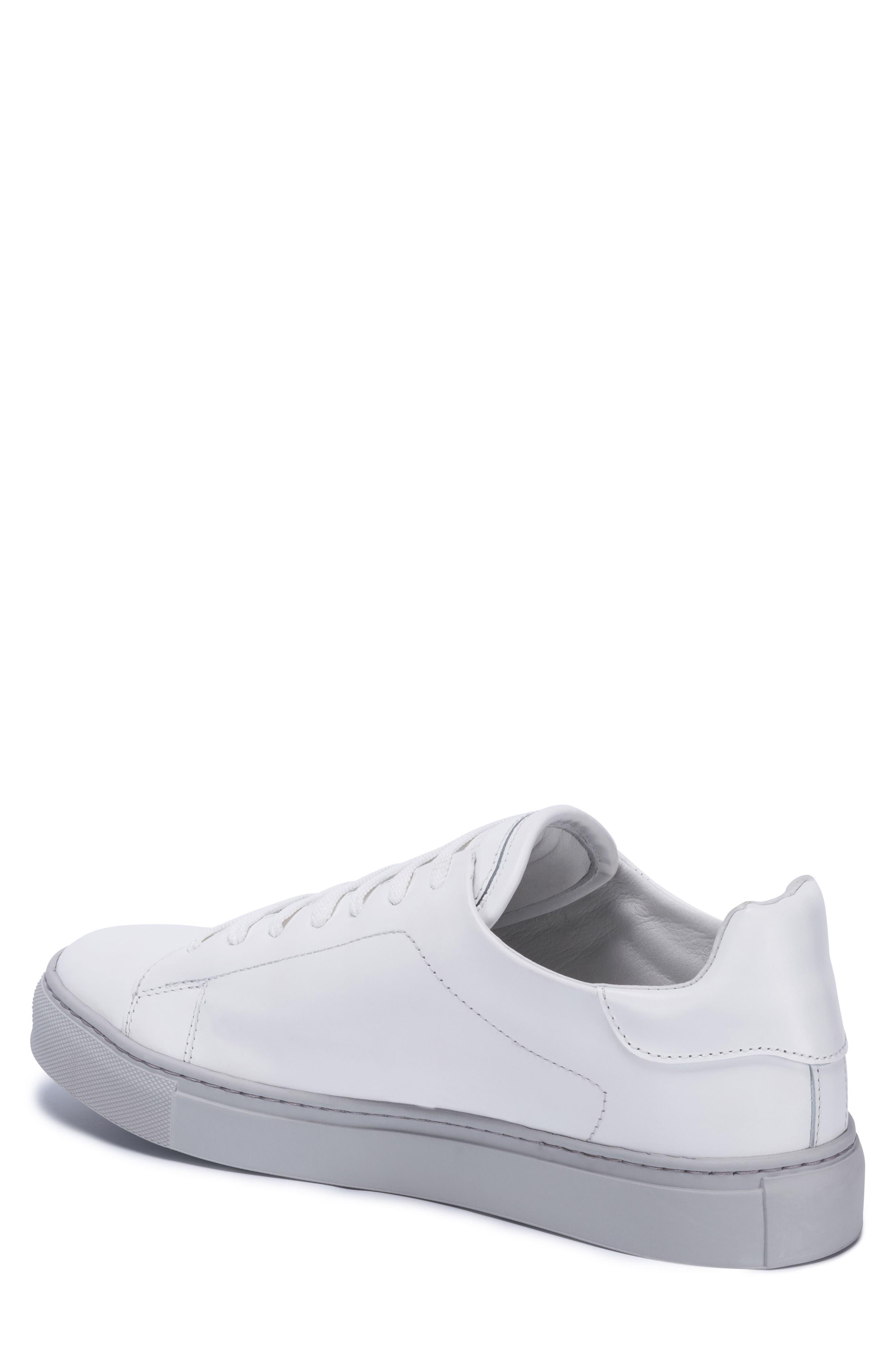 Massa Sneaker,                             Alternate thumbnail 2, color,                             Bianco Leather