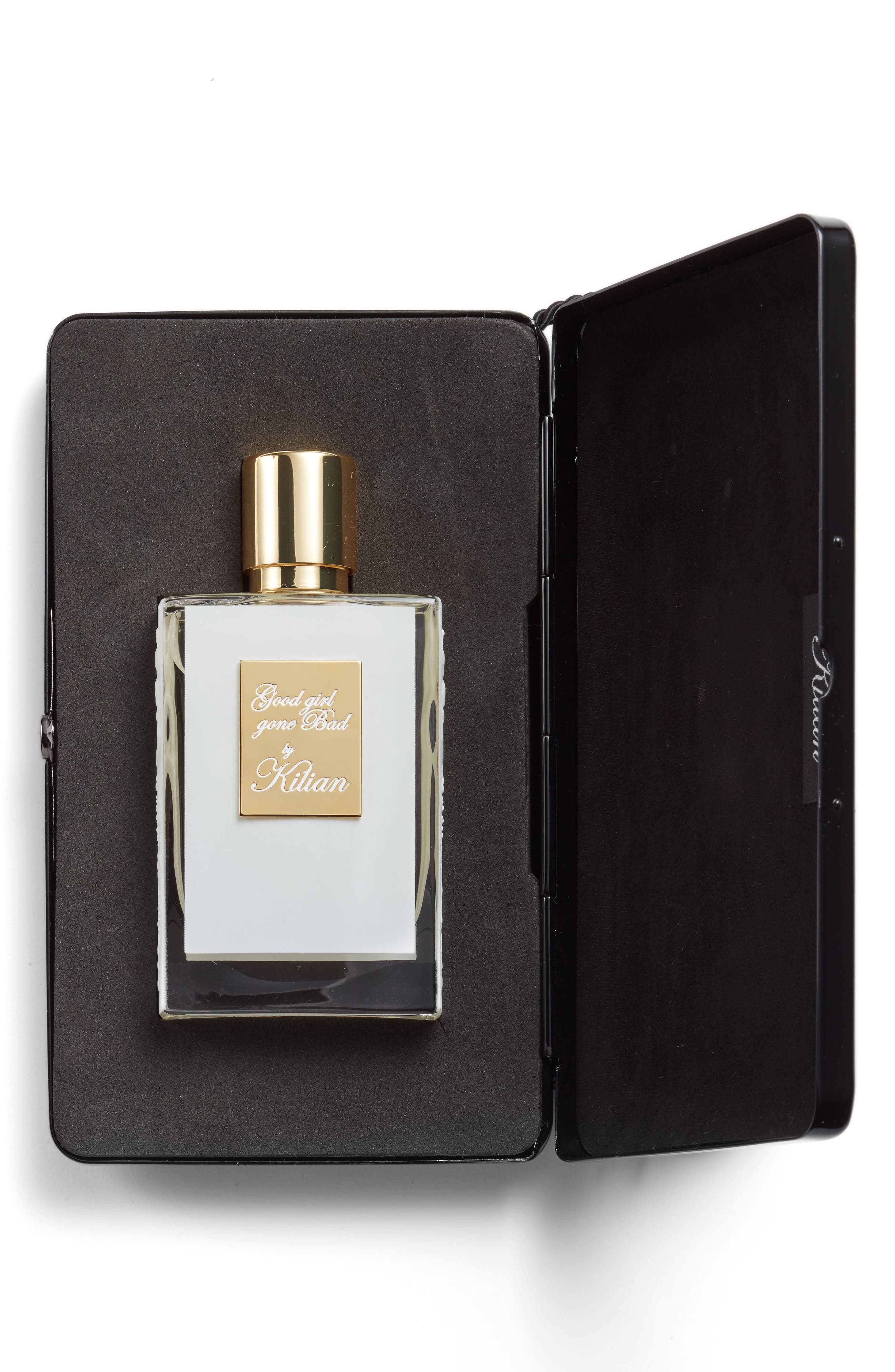 A Night to Remember Good Girl Gone Bad Refillable Spray & Clutch,                             Alternate thumbnail 3, color,                             No Color