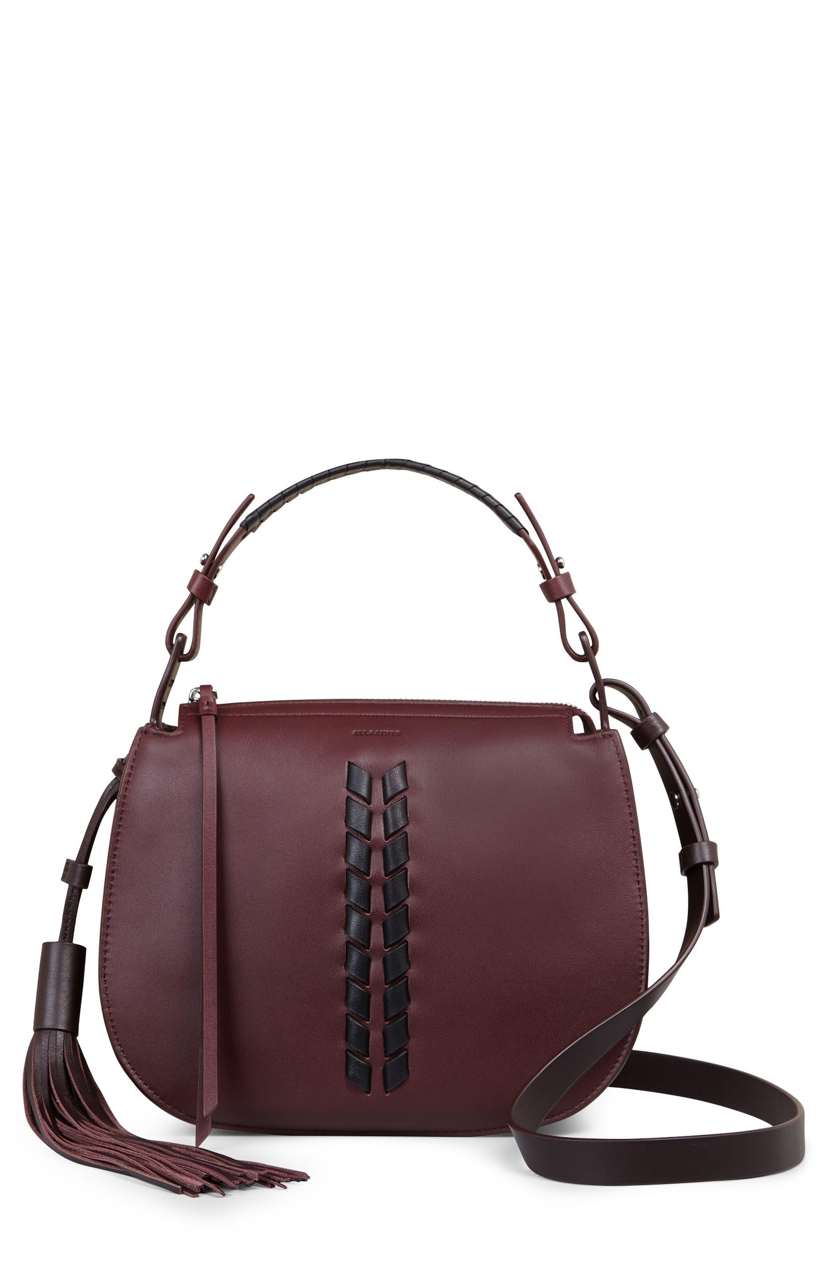 Red Handbags On Sale