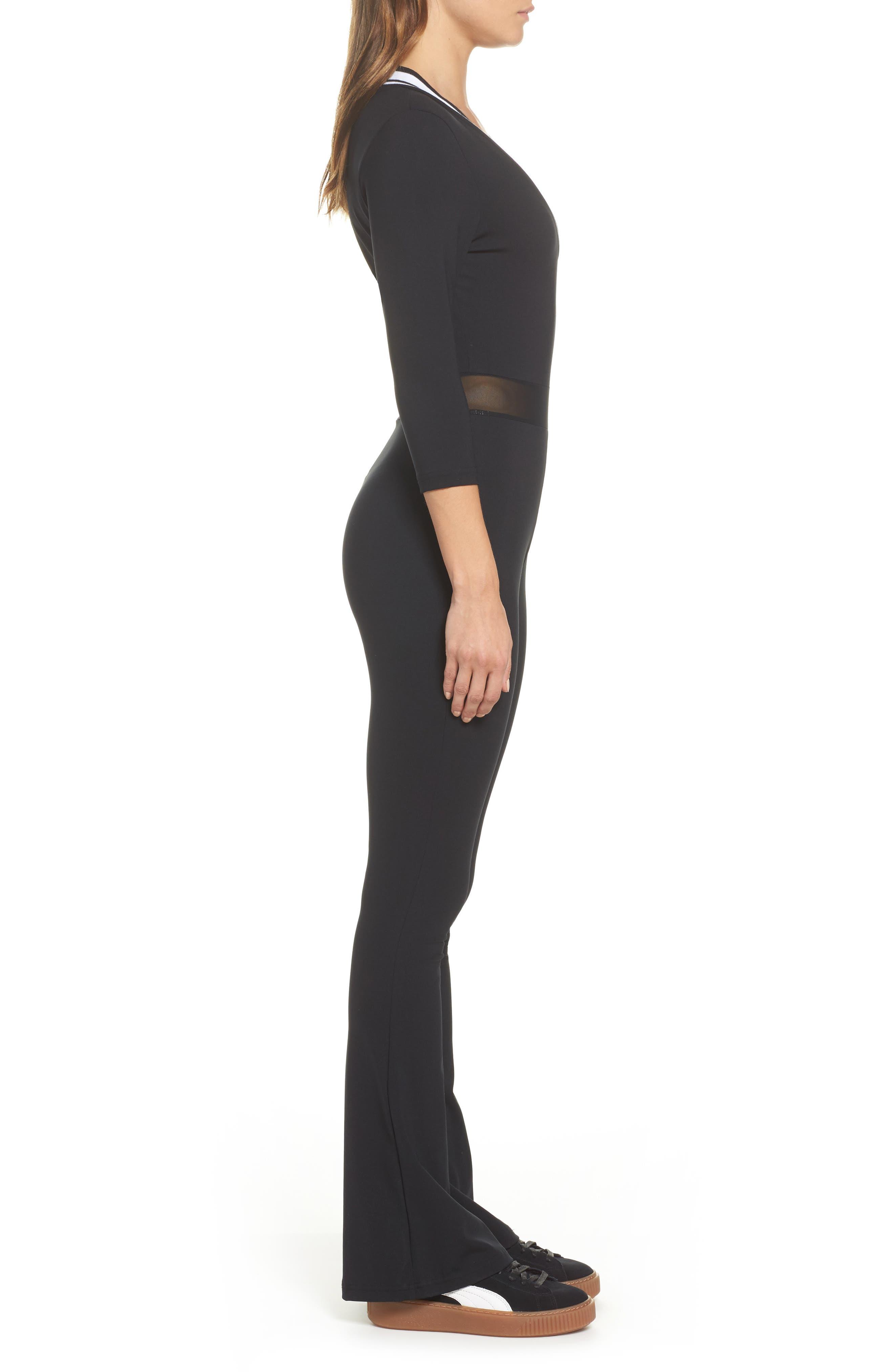 Alternate Image 3  - PUMA V-Neck Jumpsuit