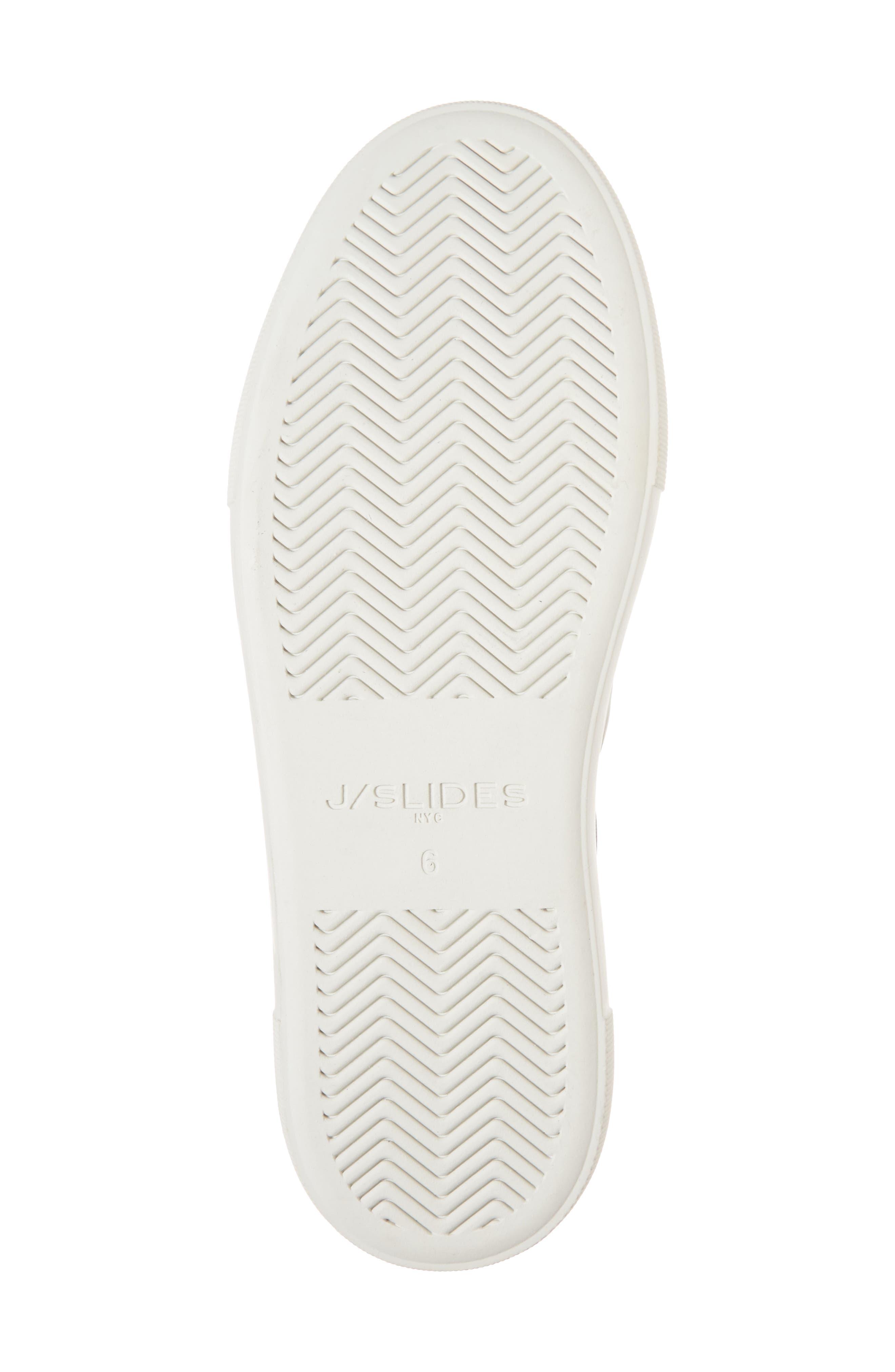 AZT Studded Slip-On Sneaker,                             Alternate thumbnail 6, color,                             Bronze Leather