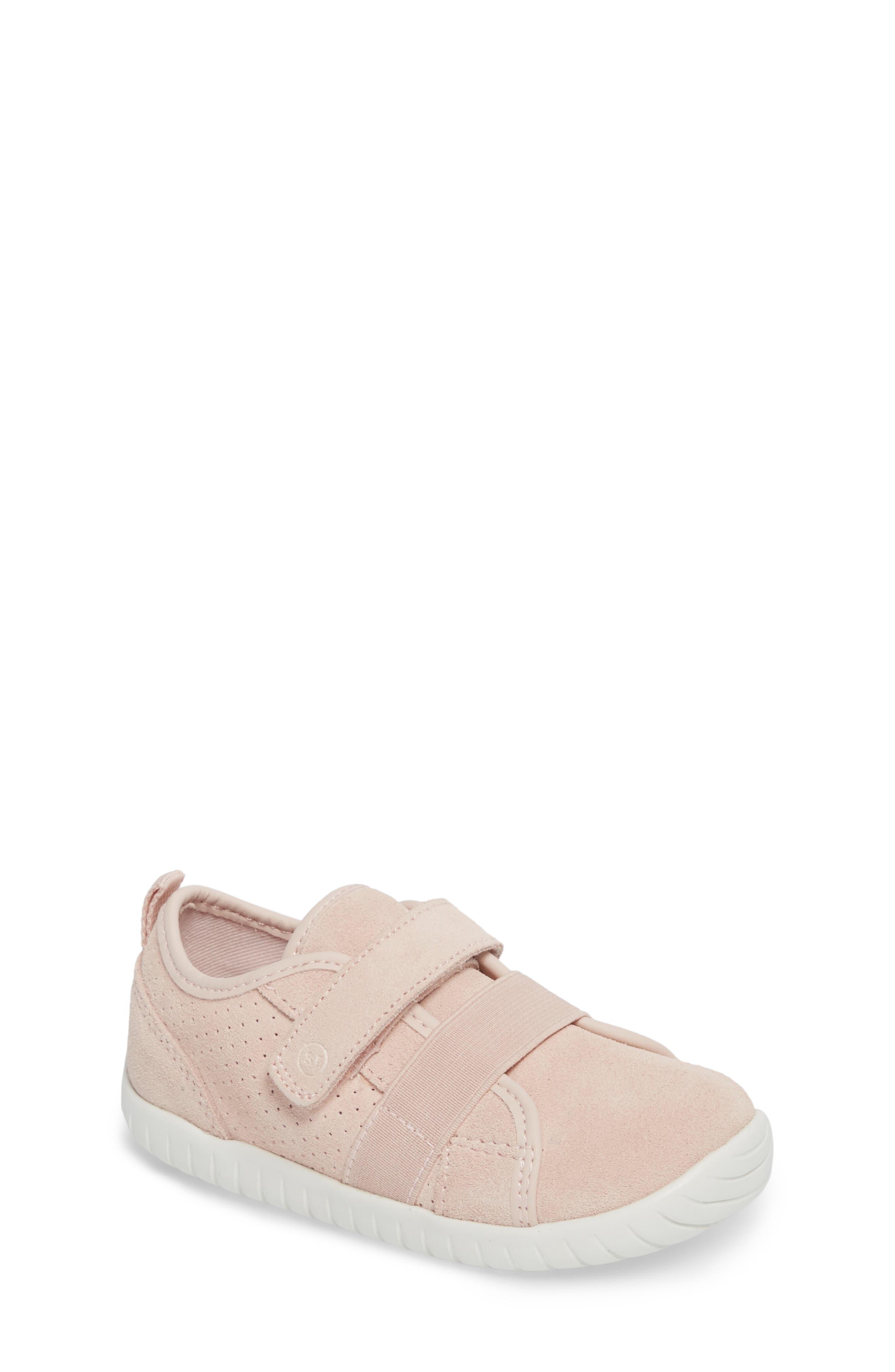 SRtech<sup>™</sup> Riley Sneaker,                             Main thumbnail 1, color,                             Blush Leather