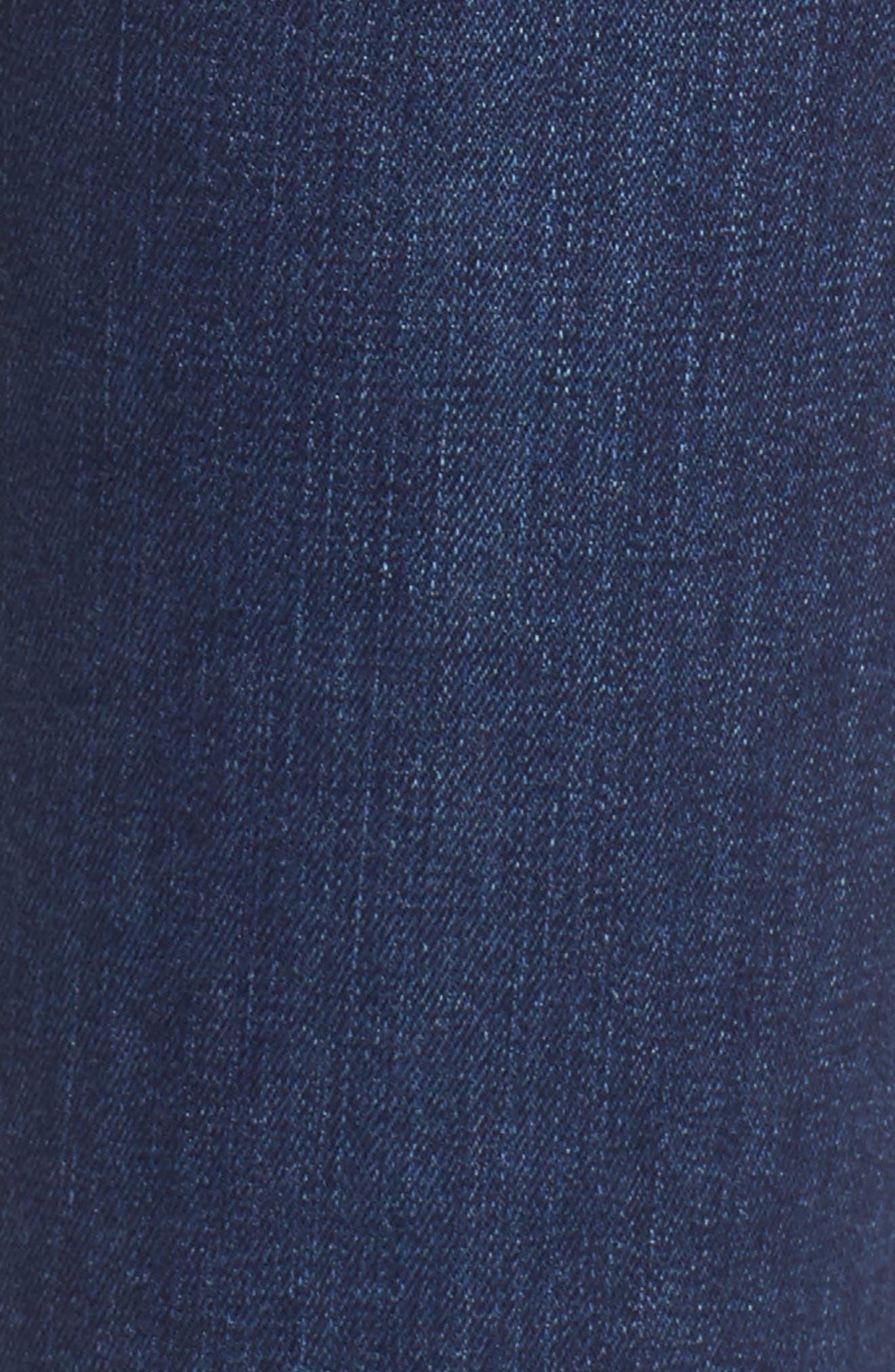 Transcend - Skyline Crop Skinny Jeans,                             Alternate thumbnail 6, color,                             Kylen