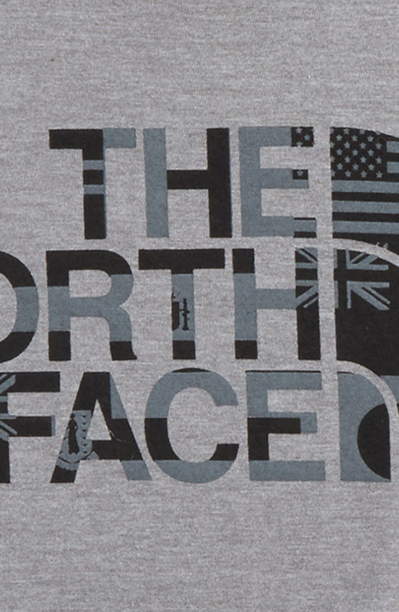 Alternate Image 2  - The North Face International Collection T-Shirt (Little Boys & Big Boys)