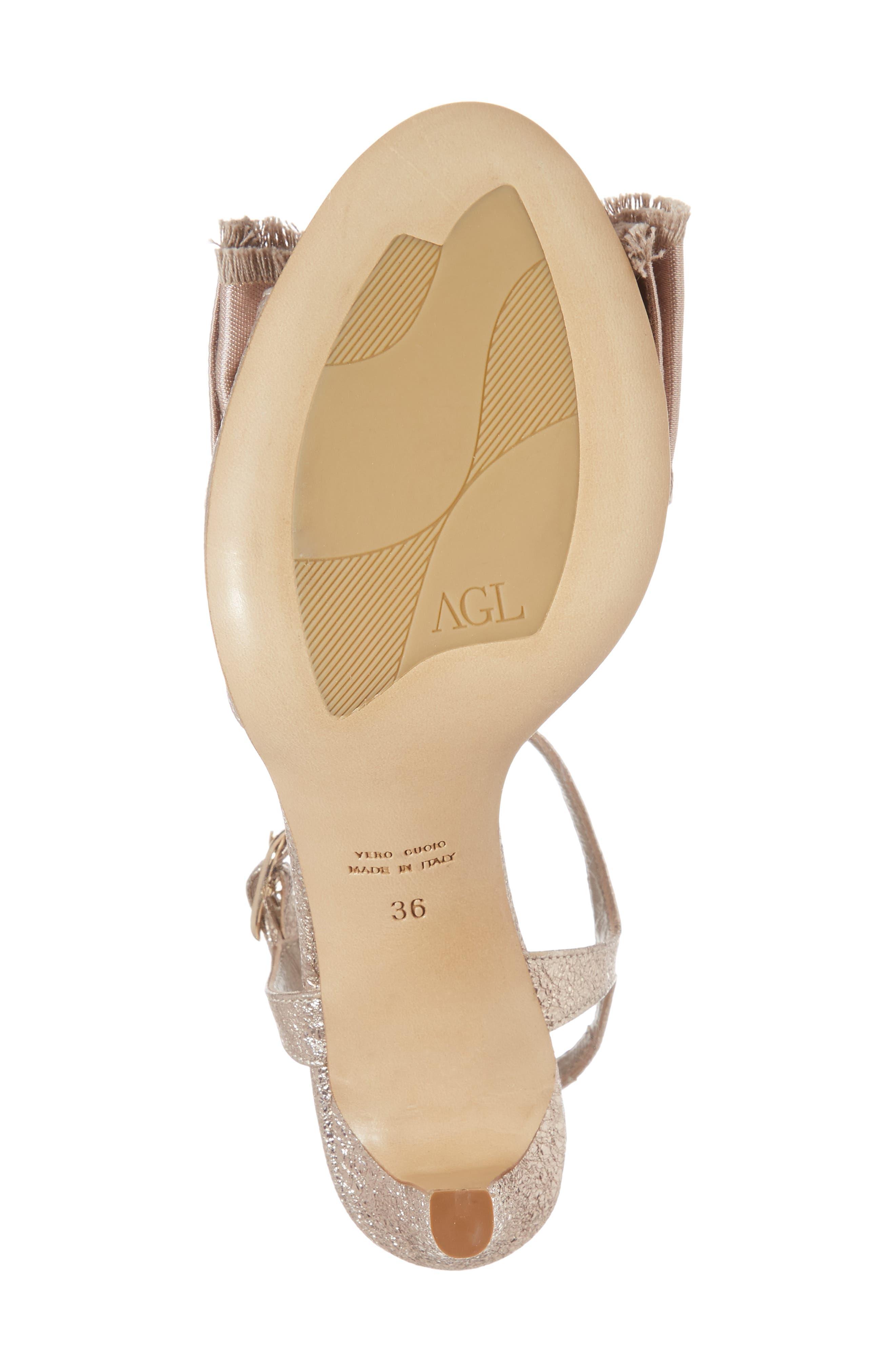 Alternate Image 6  - AGL Glam Sandal (Women)