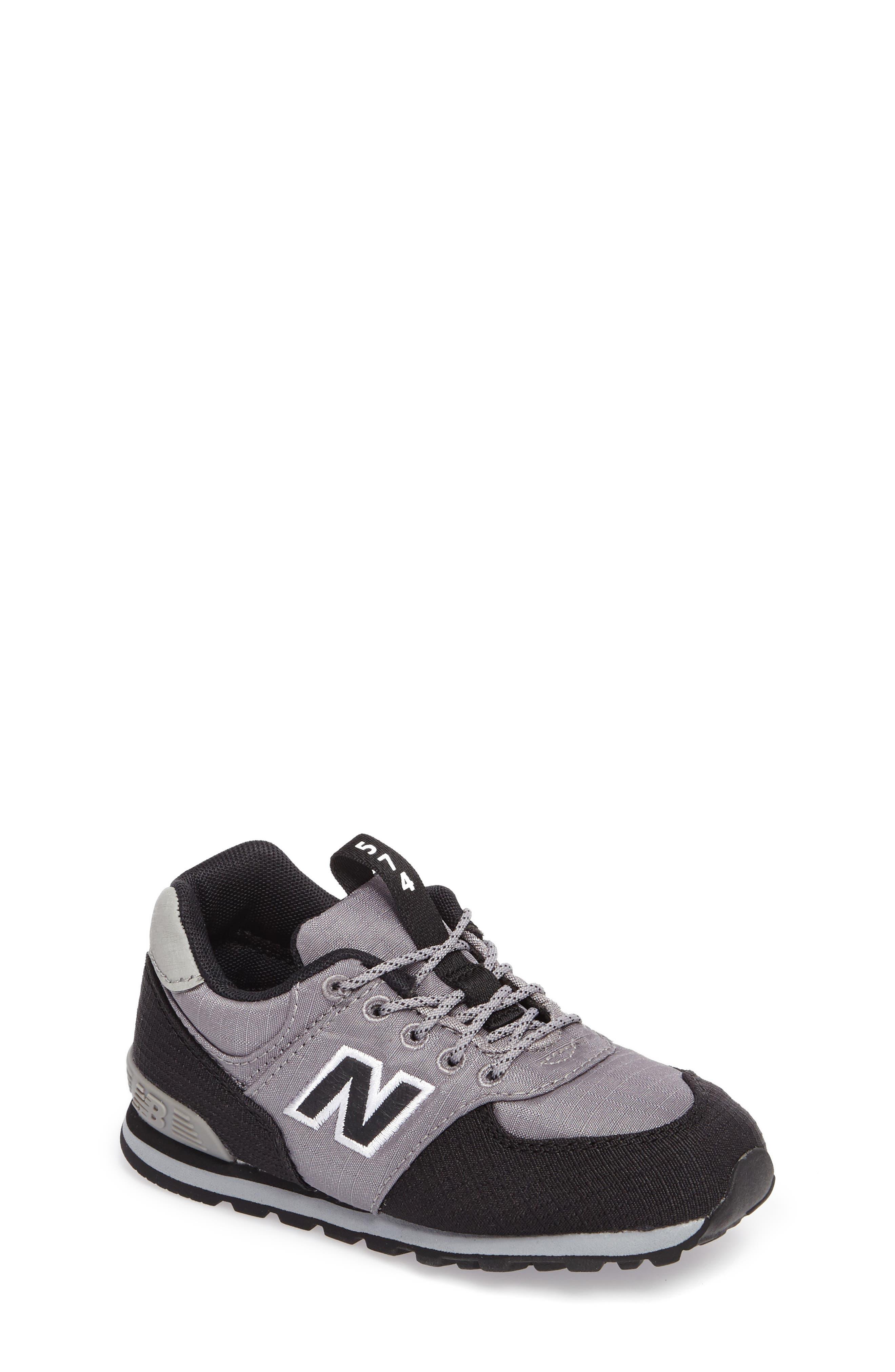 Alternate Image 1 Selected - New Balance 990 Sneaker (Baby, Walker & Toddler)