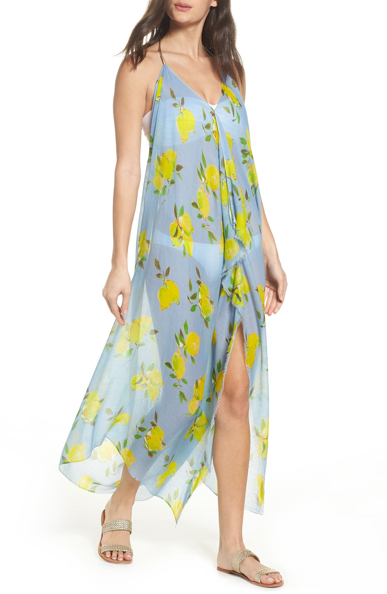Main Image - Pool to Party Beach to Street Cover-Up Dress