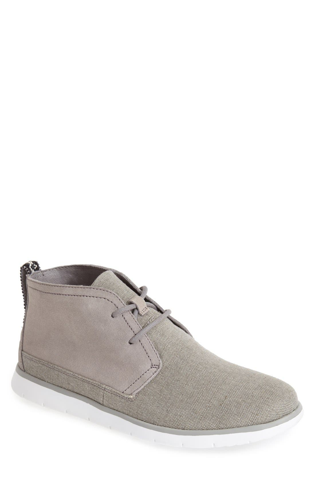 Alternate Image 1 Selected - UGG® 'Freamon' Chukka Sneaker (Men)