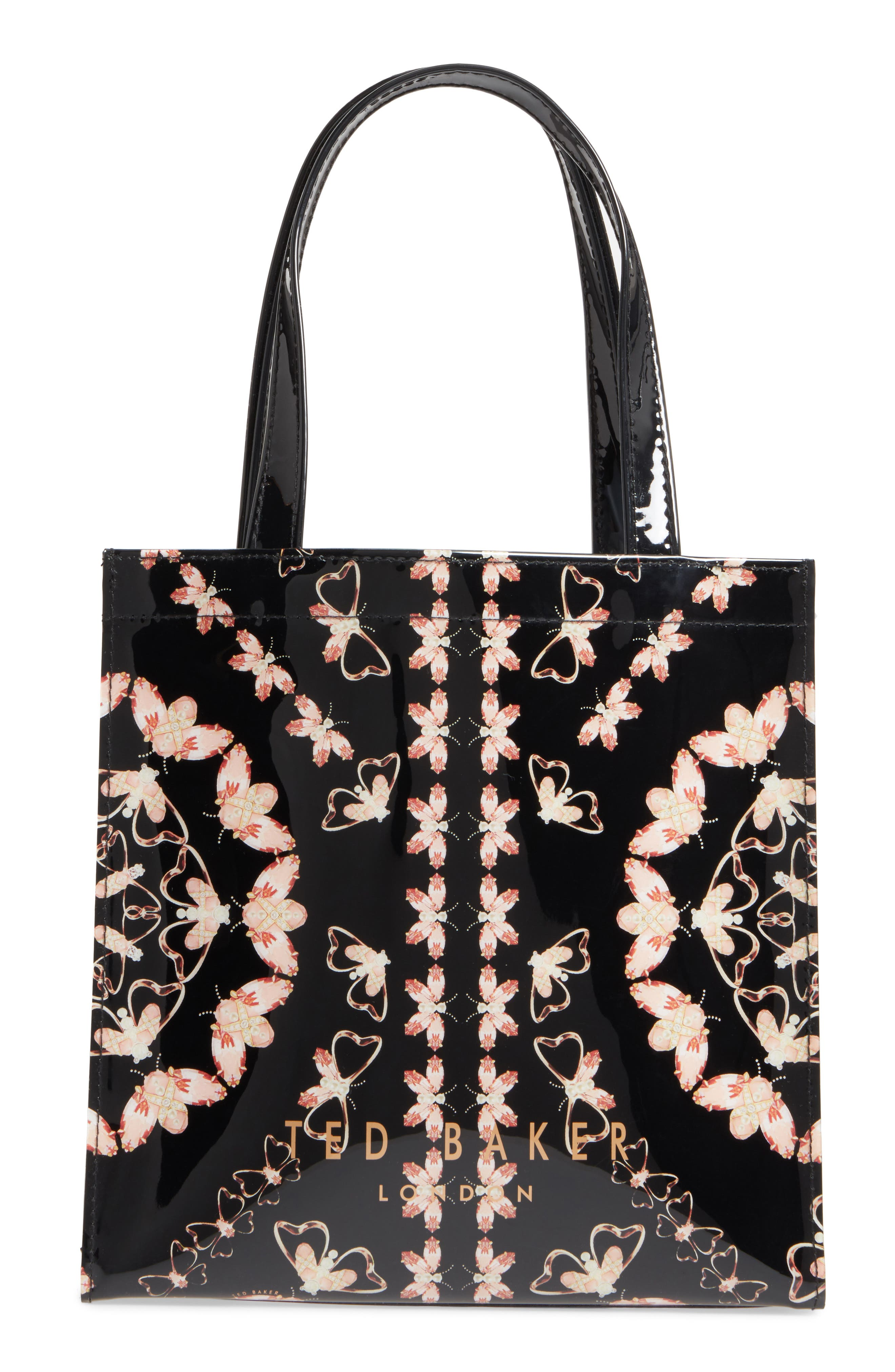 Alternate Image 1 Selected - Ted Baker London Anncon Queen Bee Icon Tote