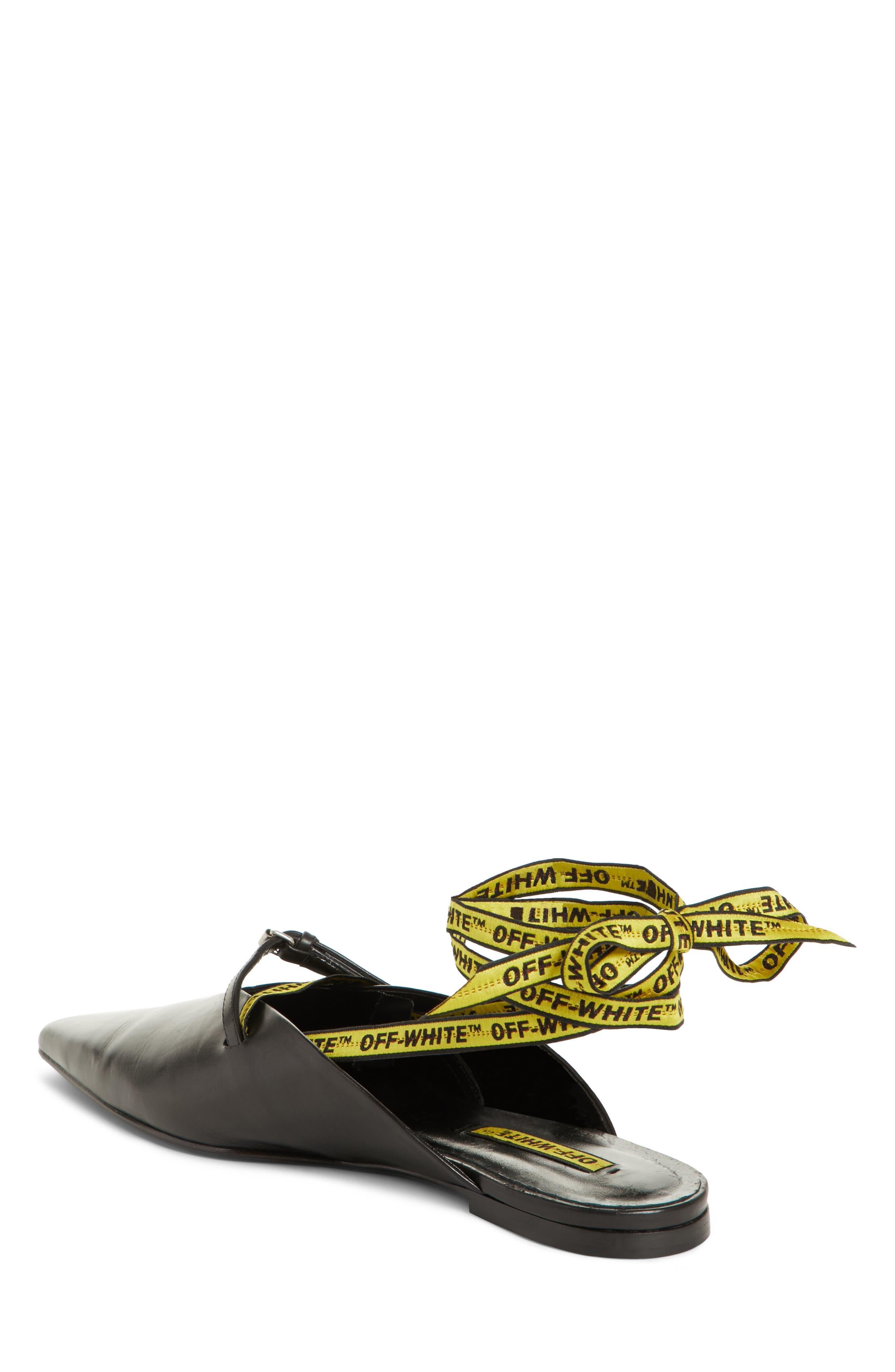Alternate Image 2  - Off-White For Walking Slipper Flat (Women)