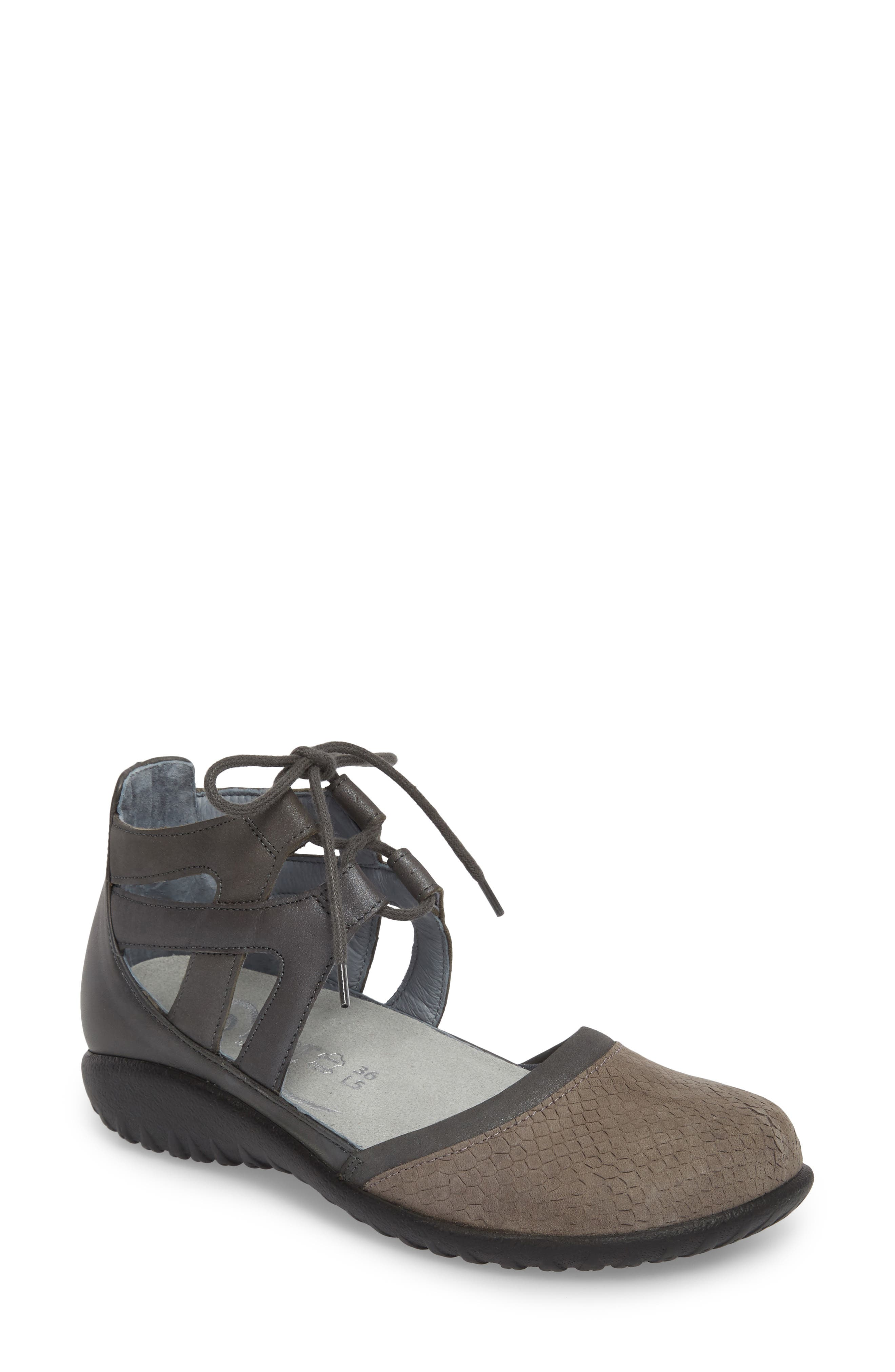 Alternate Image 1 Selected - Naot Kata Lace-Up Sandal (Women)