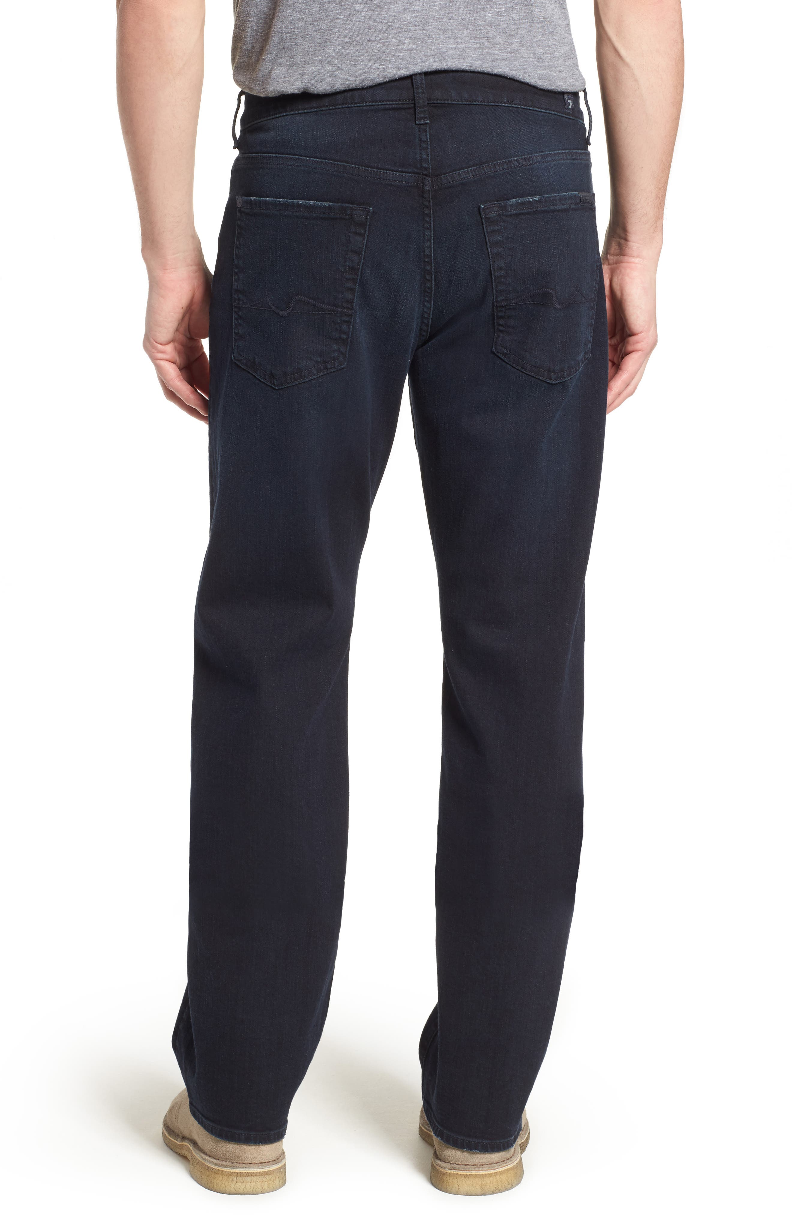 'Austyn- LuxePerformance' Relaxed Fit Jeans,                             Alternate thumbnail 2, color,                             Havoc