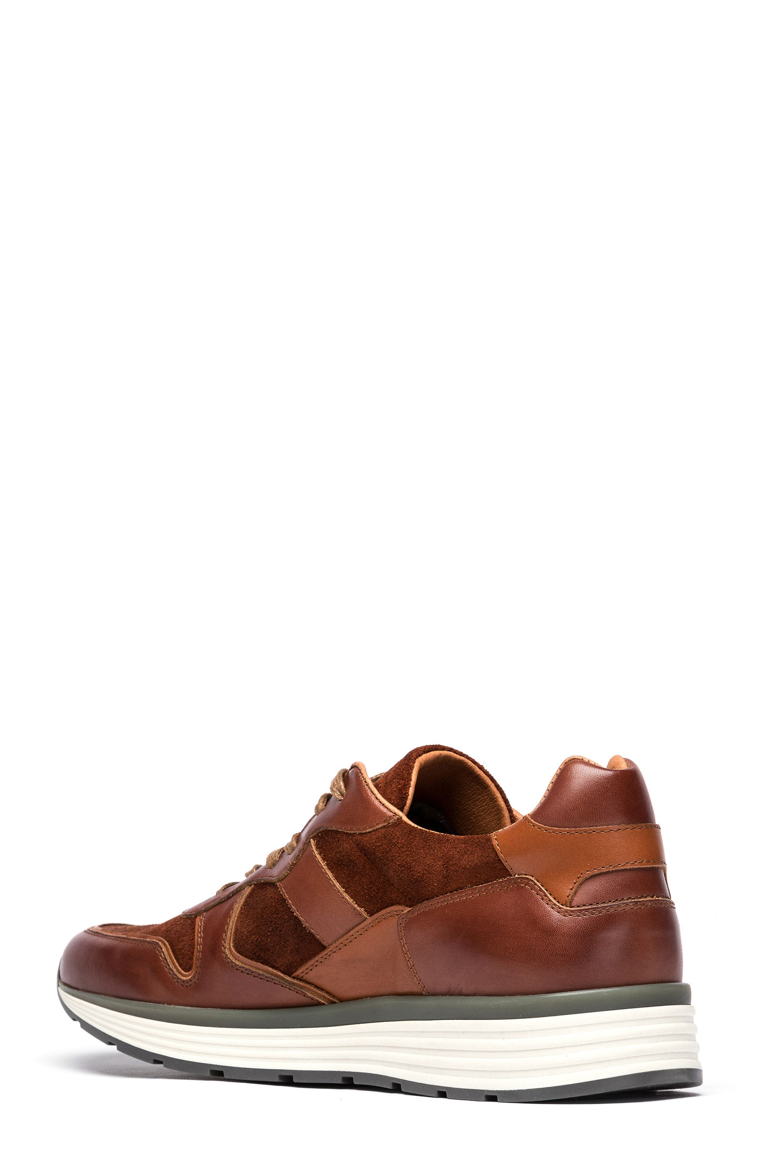 Hickory Sneaker,                             Alternate thumbnail 2, color,                             Tan Leather