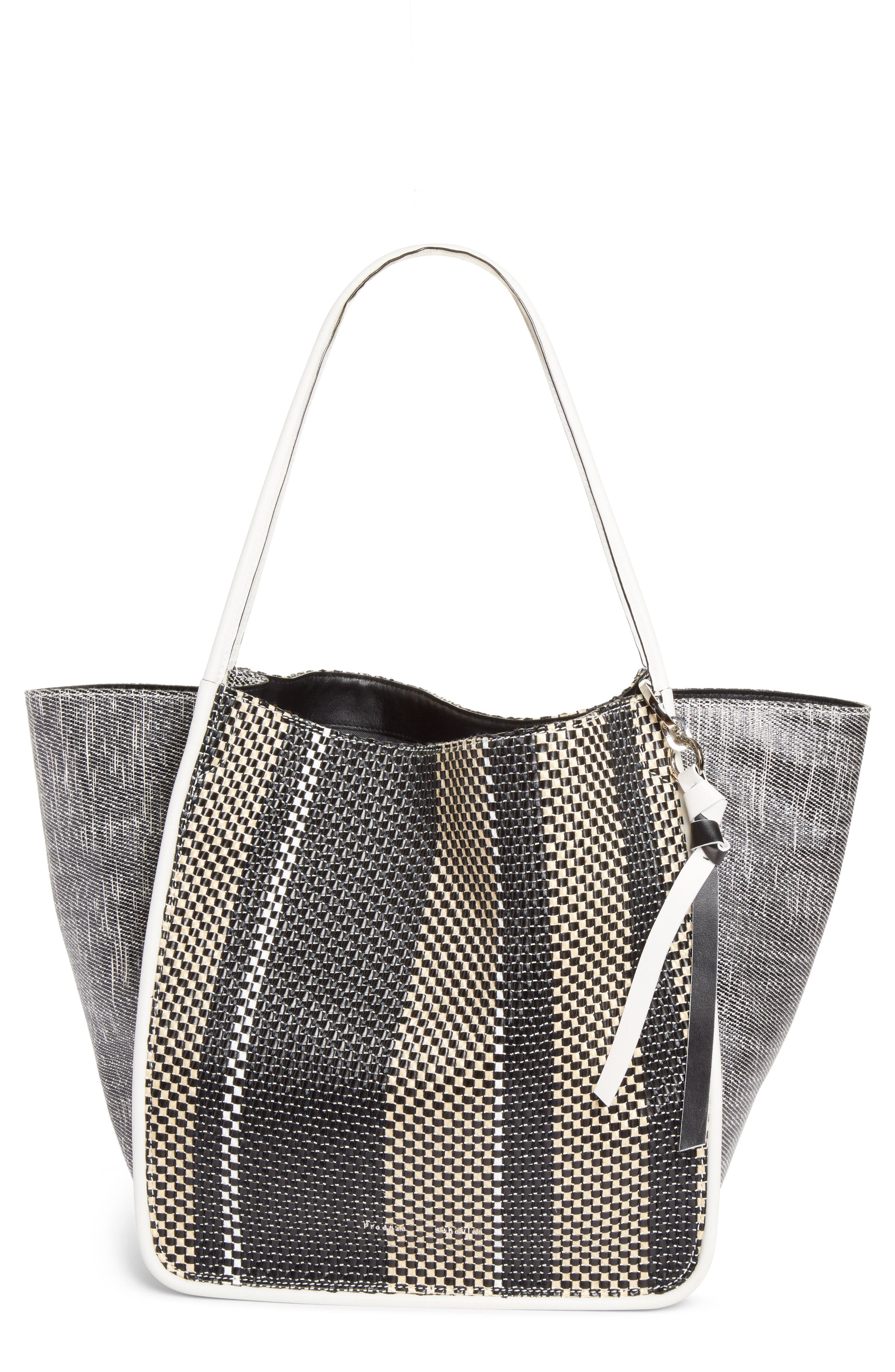 Proenza Schouler Mixed Weave Extra Large Tote