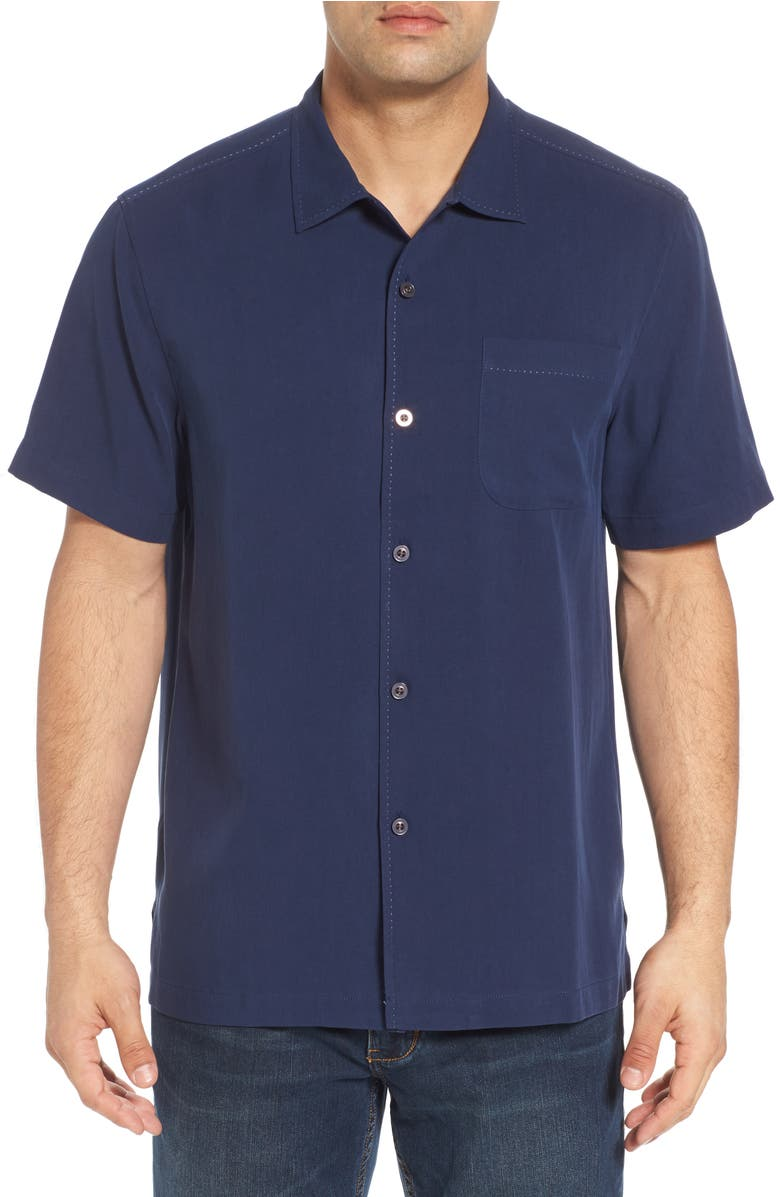 Tommy bahama catalina silk camp shirt nordstrom for Tommy bahama catalina twill silk camp shirt