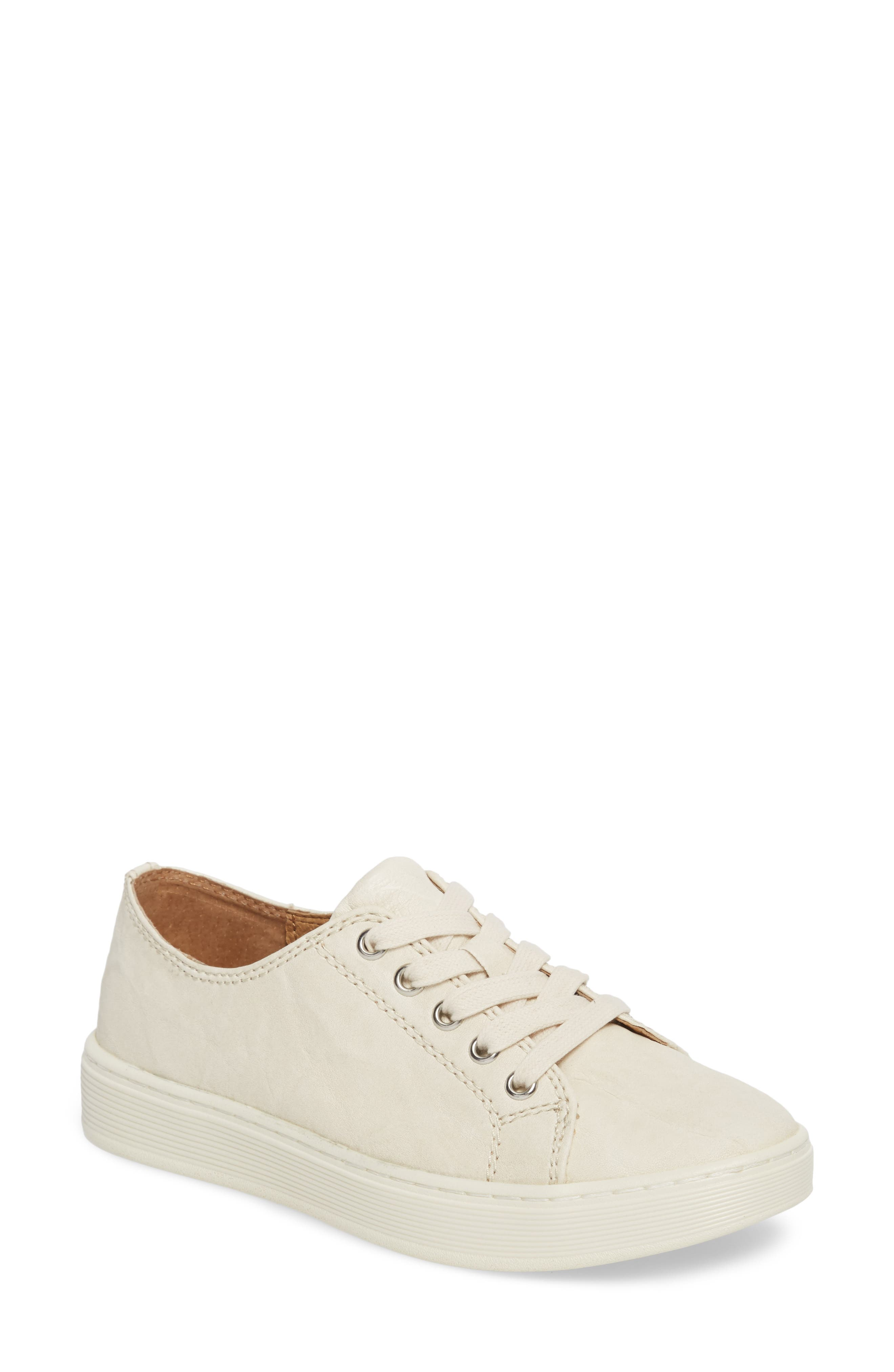 Baltazar Sneaker,                             Main thumbnail 1, color,                             Latte Leather