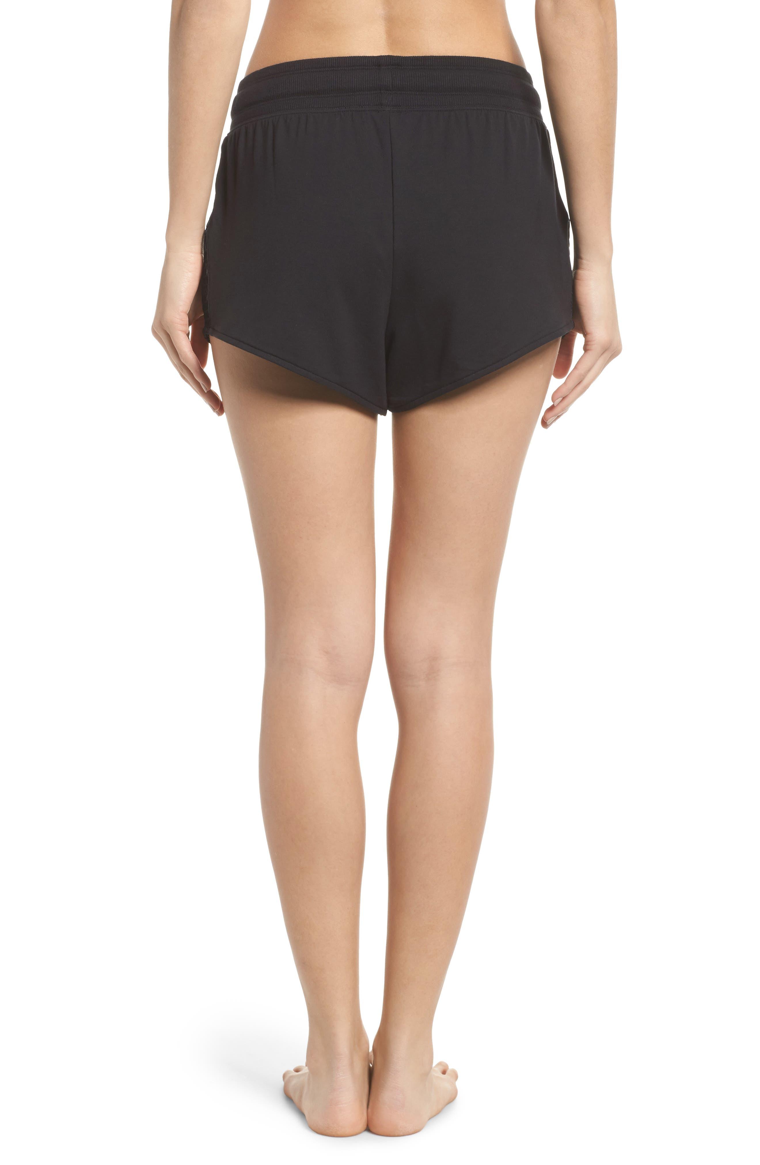Shade Shorts,                             Alternate thumbnail 2, color,                             Black
