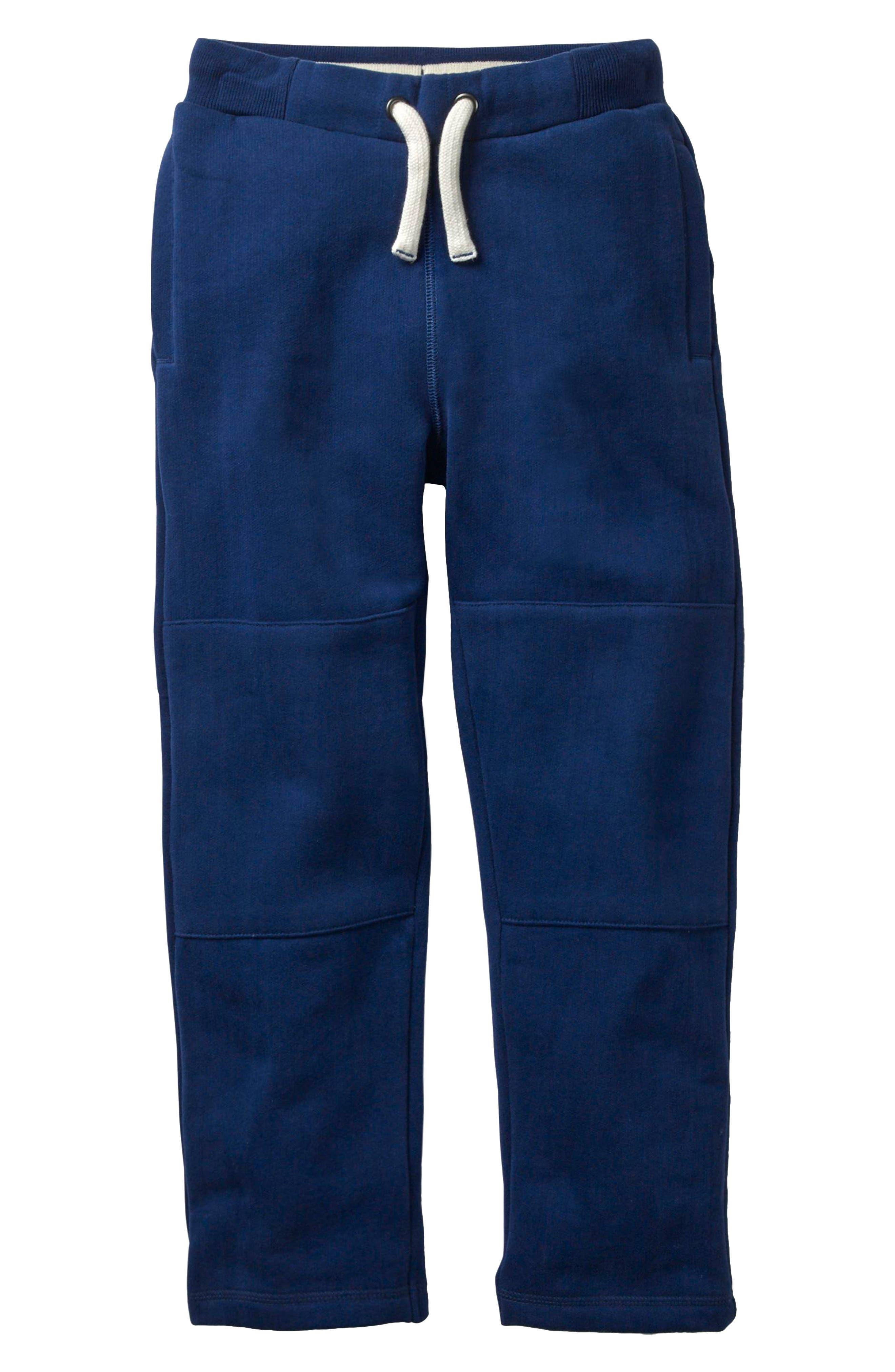 Warrior Knee Sweatpants,                         Main,                         color, Beacon Blue