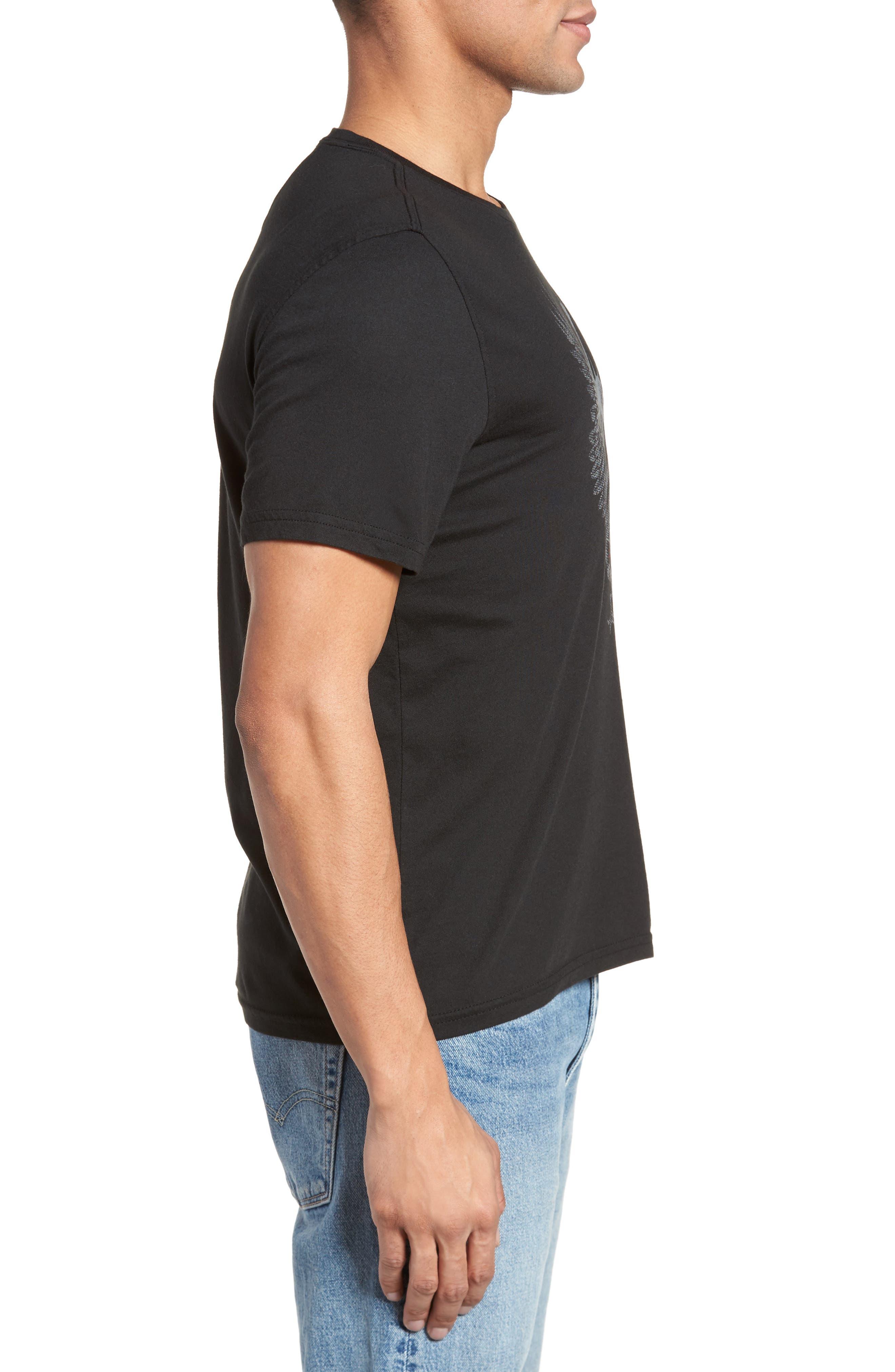 Alternate Image 3  - John Varvatos Star USA Liberty Wings Graphic T-Shirt