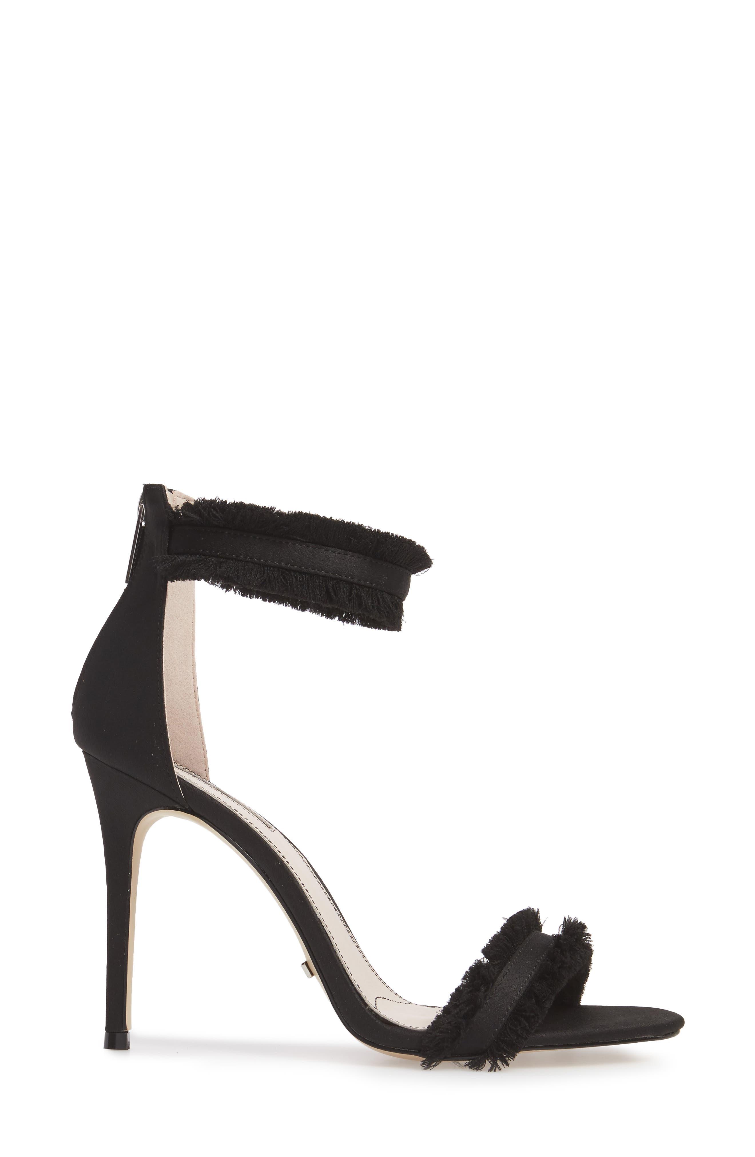 Alternate Image 2  - Topshop Riley Fringe Sandal (Women)