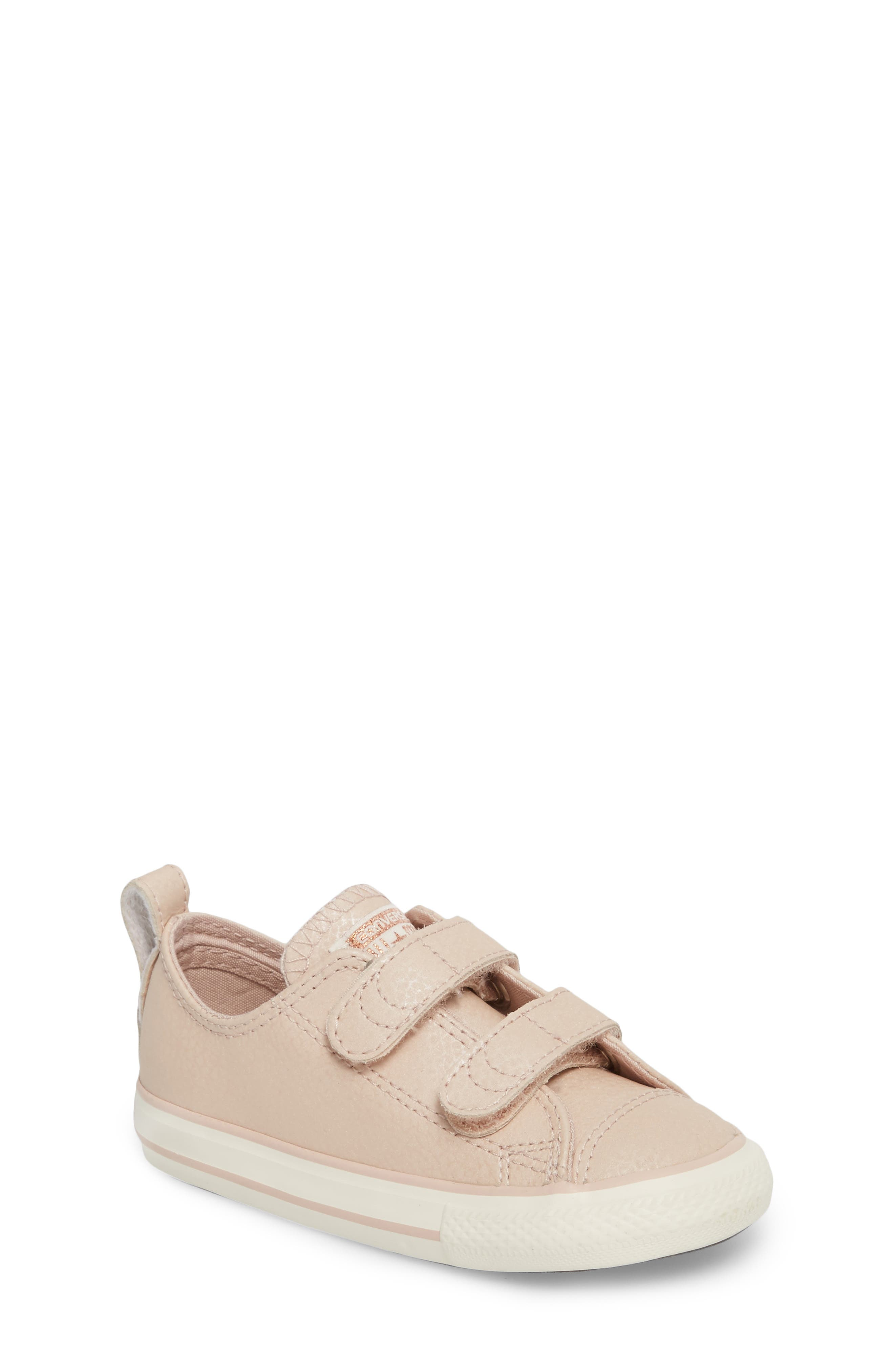 All Star<sup>®</sup> Fashion 2V Low Top Sneaker,                         Main,                         color, Particle Beige