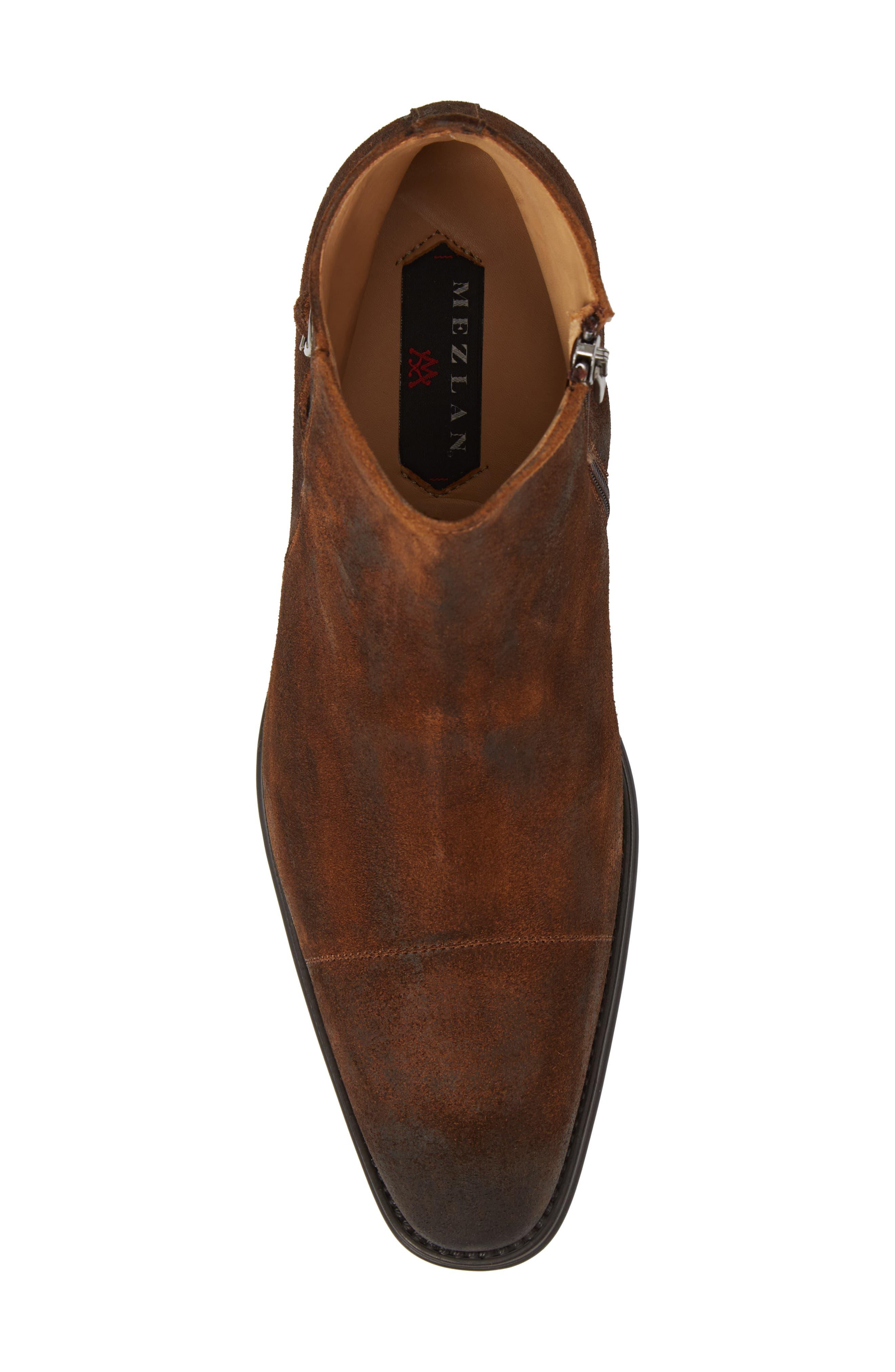 Alternate Image 5  - Mezlan Lucena Zip Boot (Men)