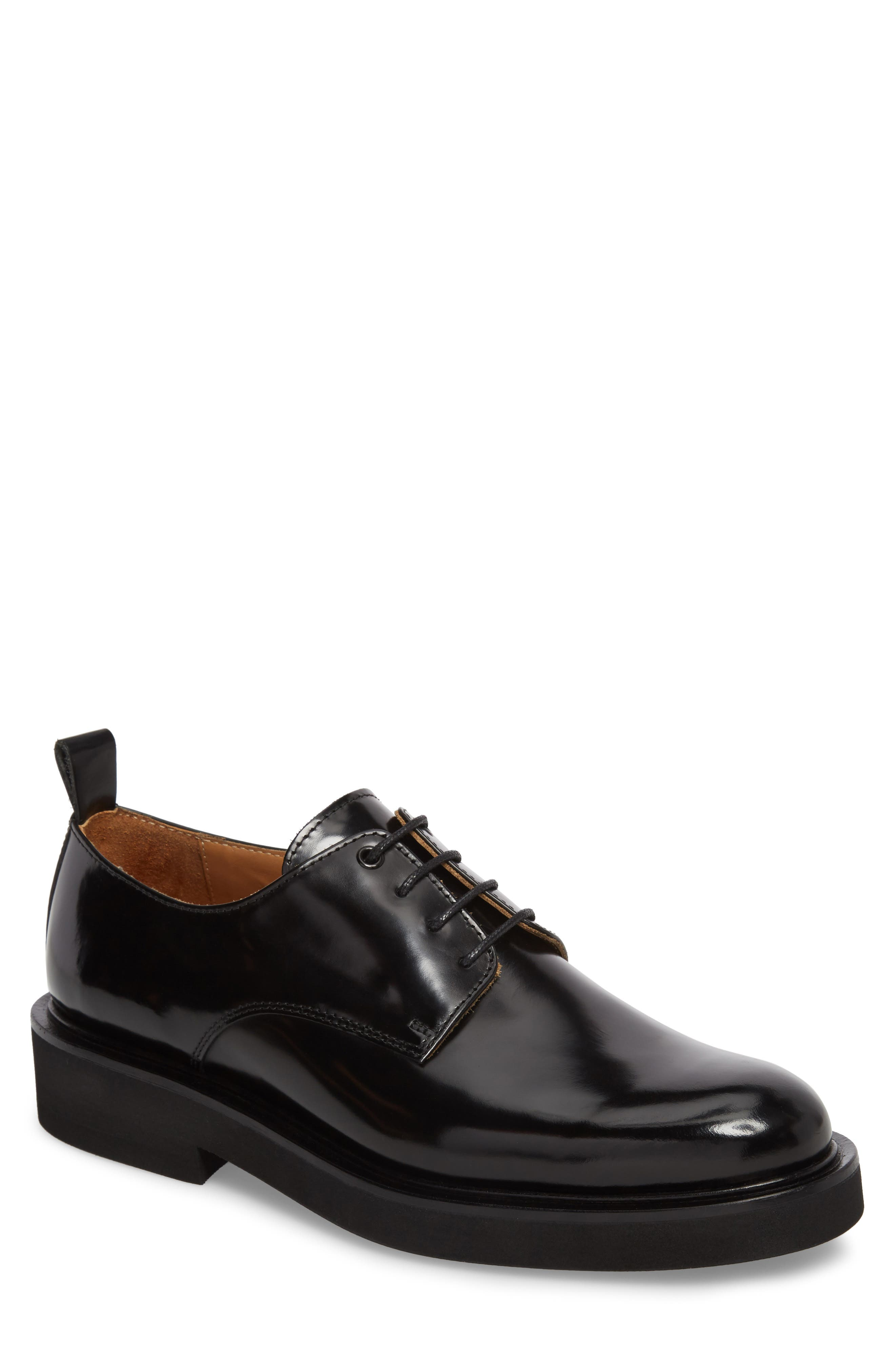 AMI Alexandre Mattiussi Plain Toe Derby (Men)