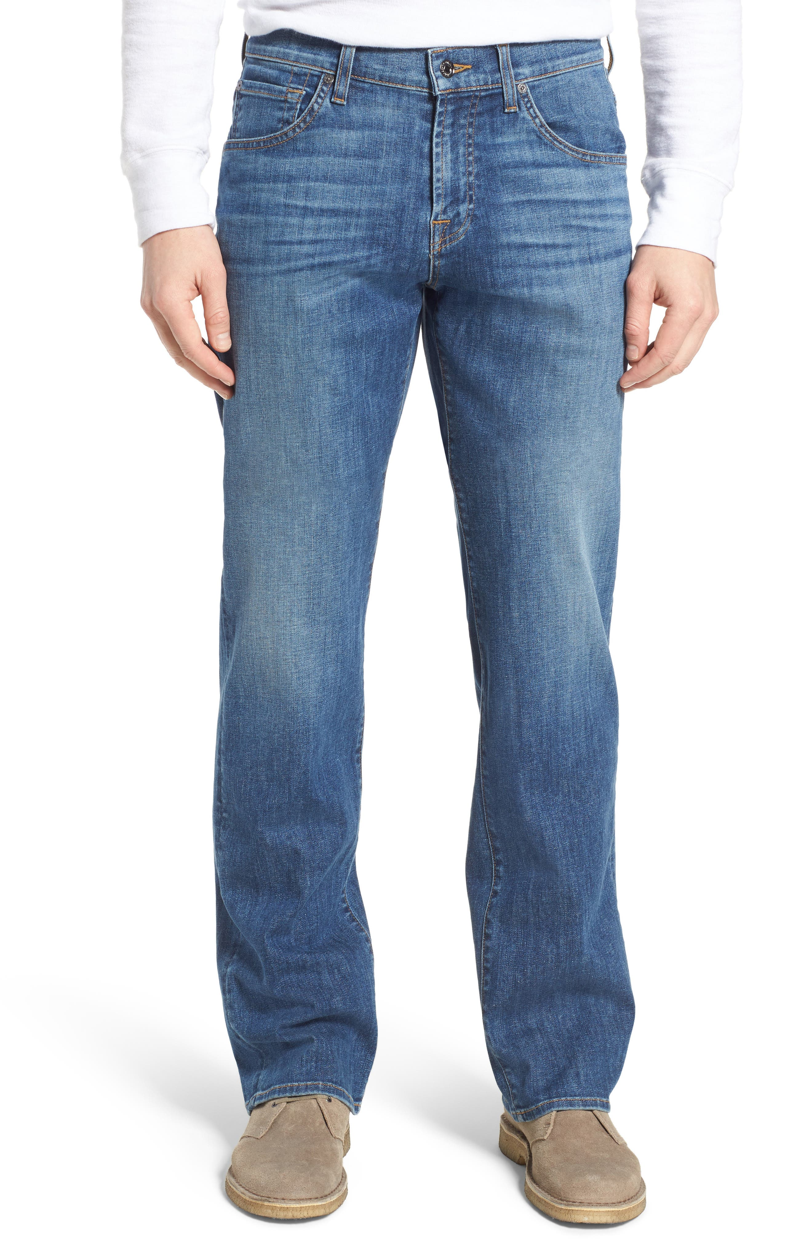 Austyn Relaxed Fit Jeans,                         Main,                         color, East Sussex
