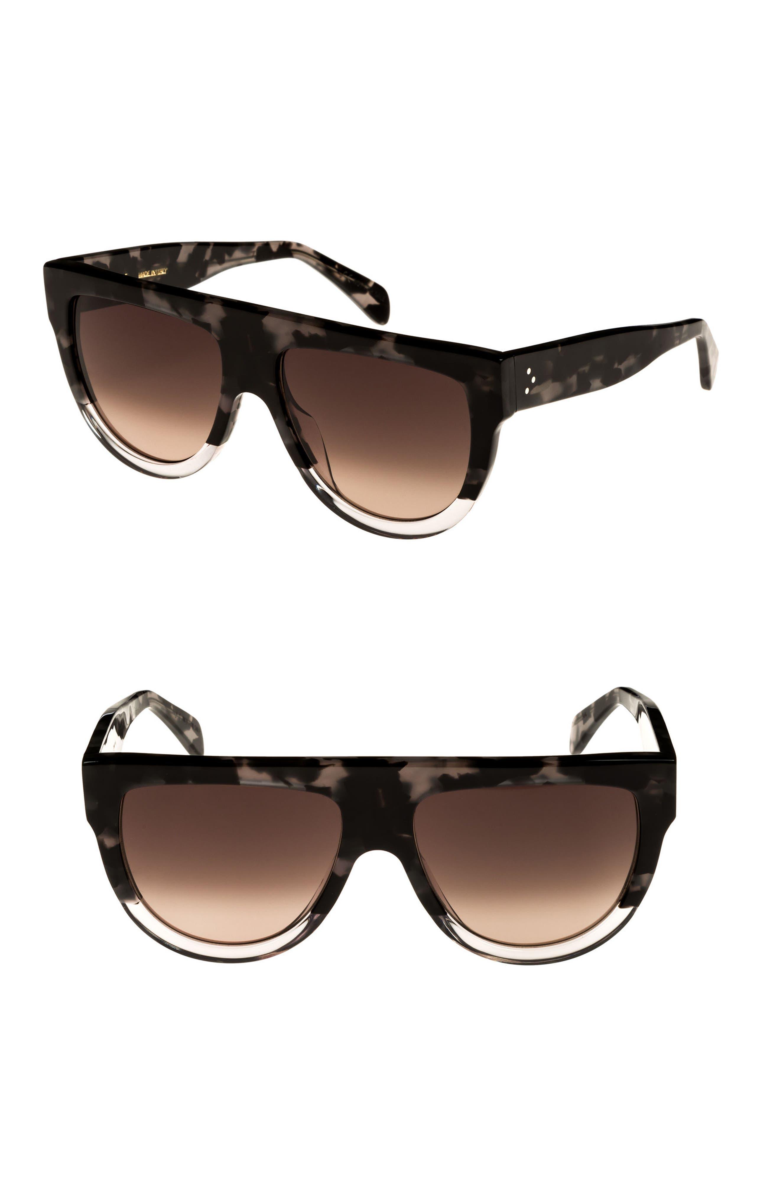 Céline Flat Top Sunglasses