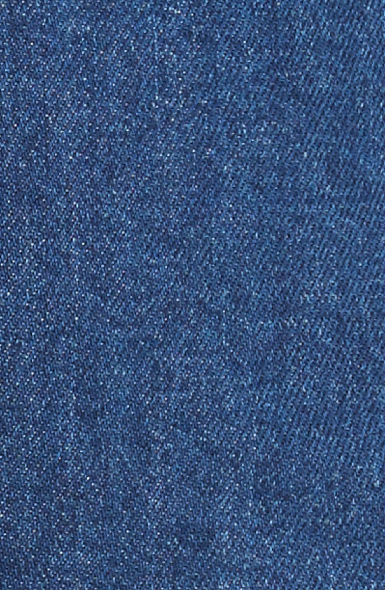 Alternate Image 5  - THE GREAT. The Slouch Sailor Jeans (Vibrant Blue)