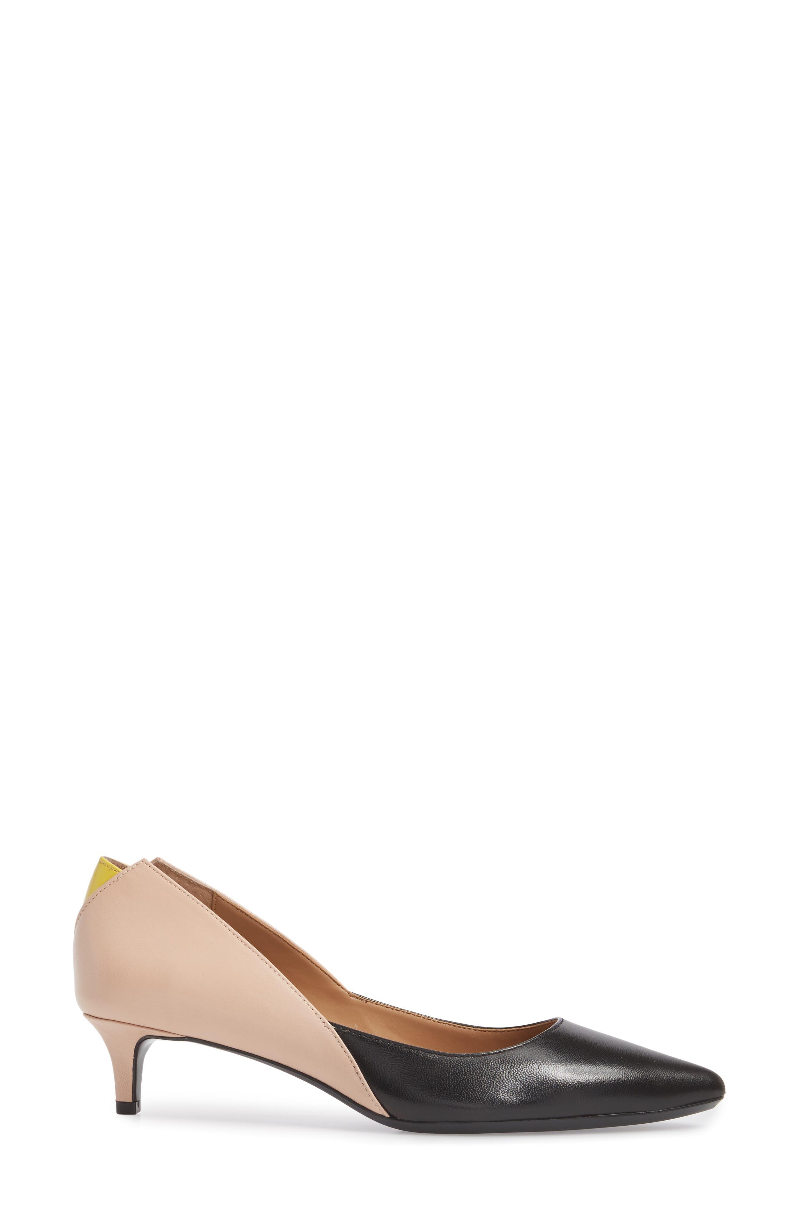 Alternate Image 3  - Calvin Klein Grayce Pointy Toe Pump (Women)
