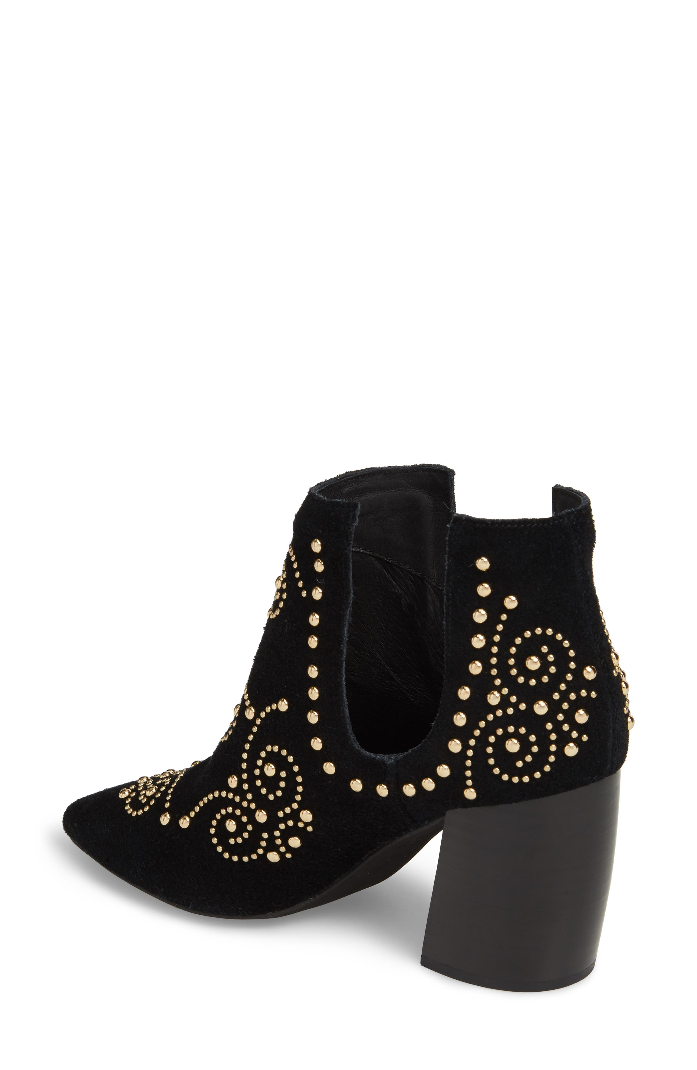 Alternate Image 2  - Jeffrey Campbell Ornella Studded Bootie (Women)