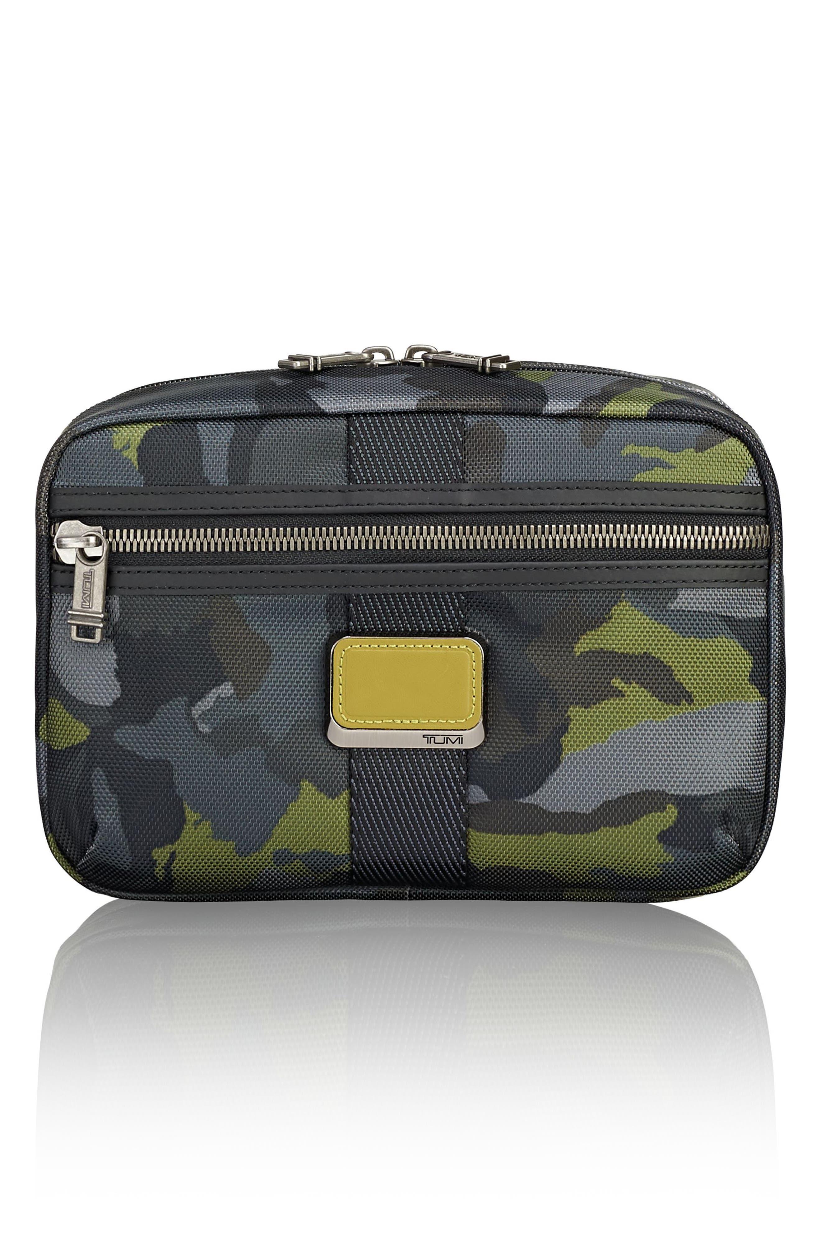 Alpha Bravo - Reno Travel Kit,                         Main,                         color, Green Camo