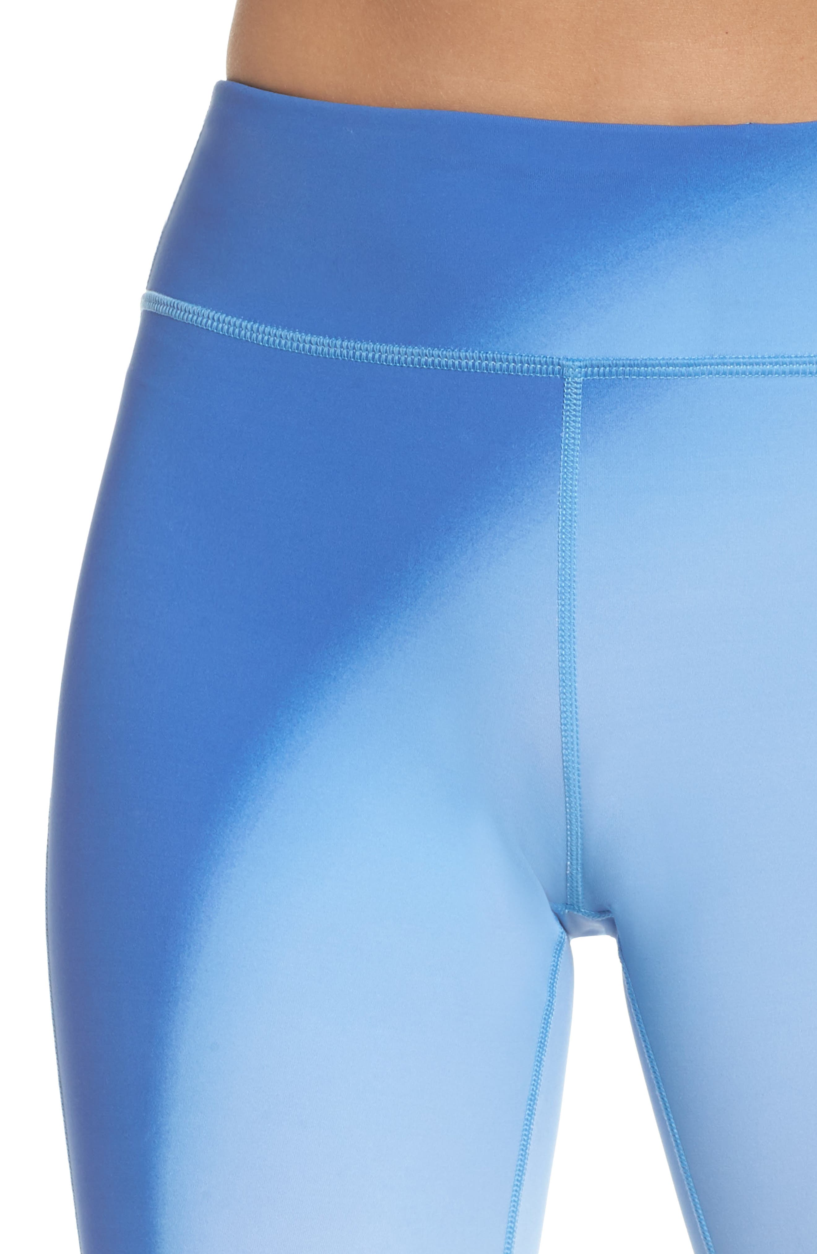 Power Epic Lux 2.0 Running Tights,                             Alternate thumbnail 4, color,                             Star Blue