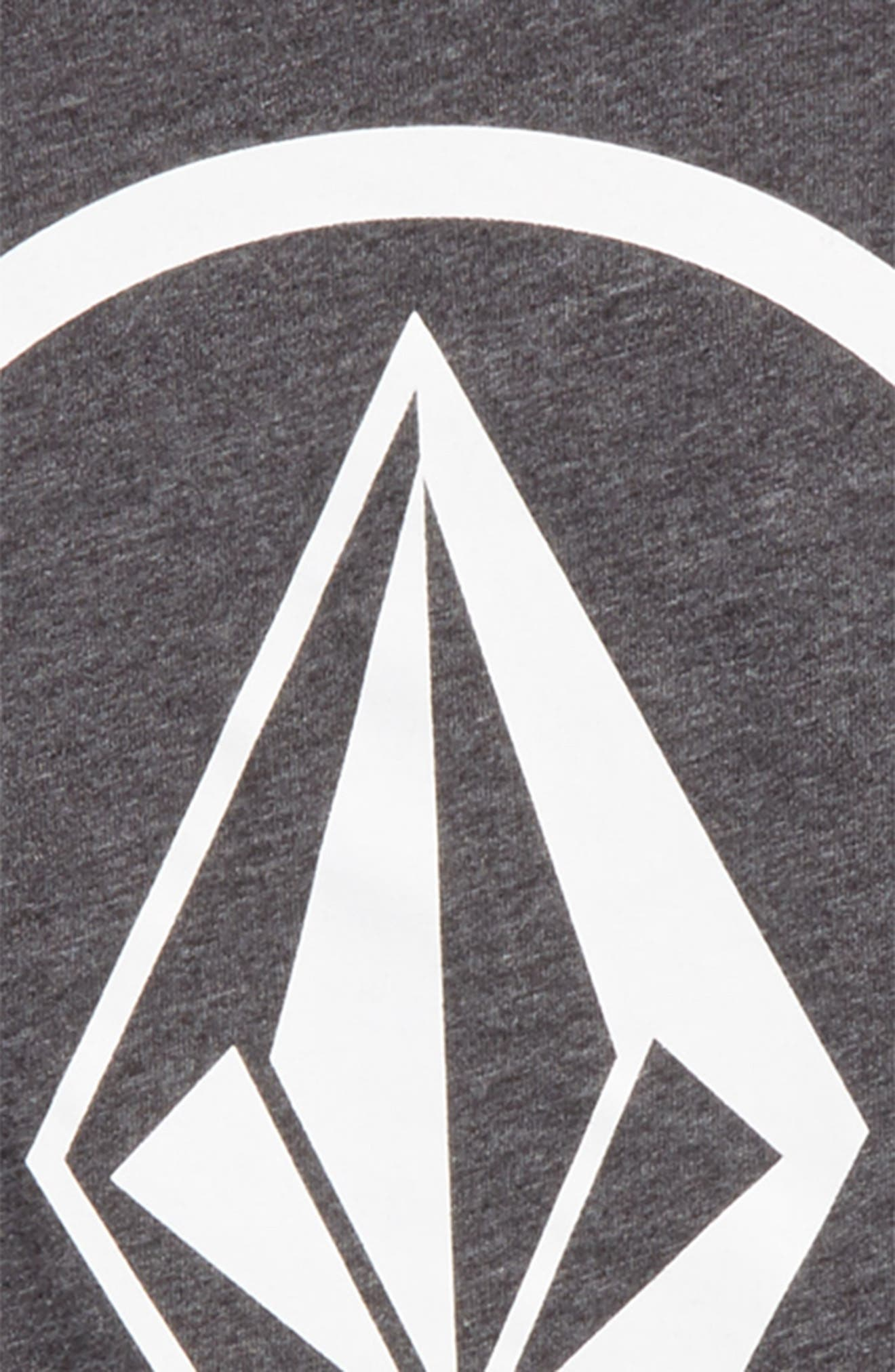 Alternate Image 2  - Volcom Circle Stone Graphic T-Shirt (Big Boys)