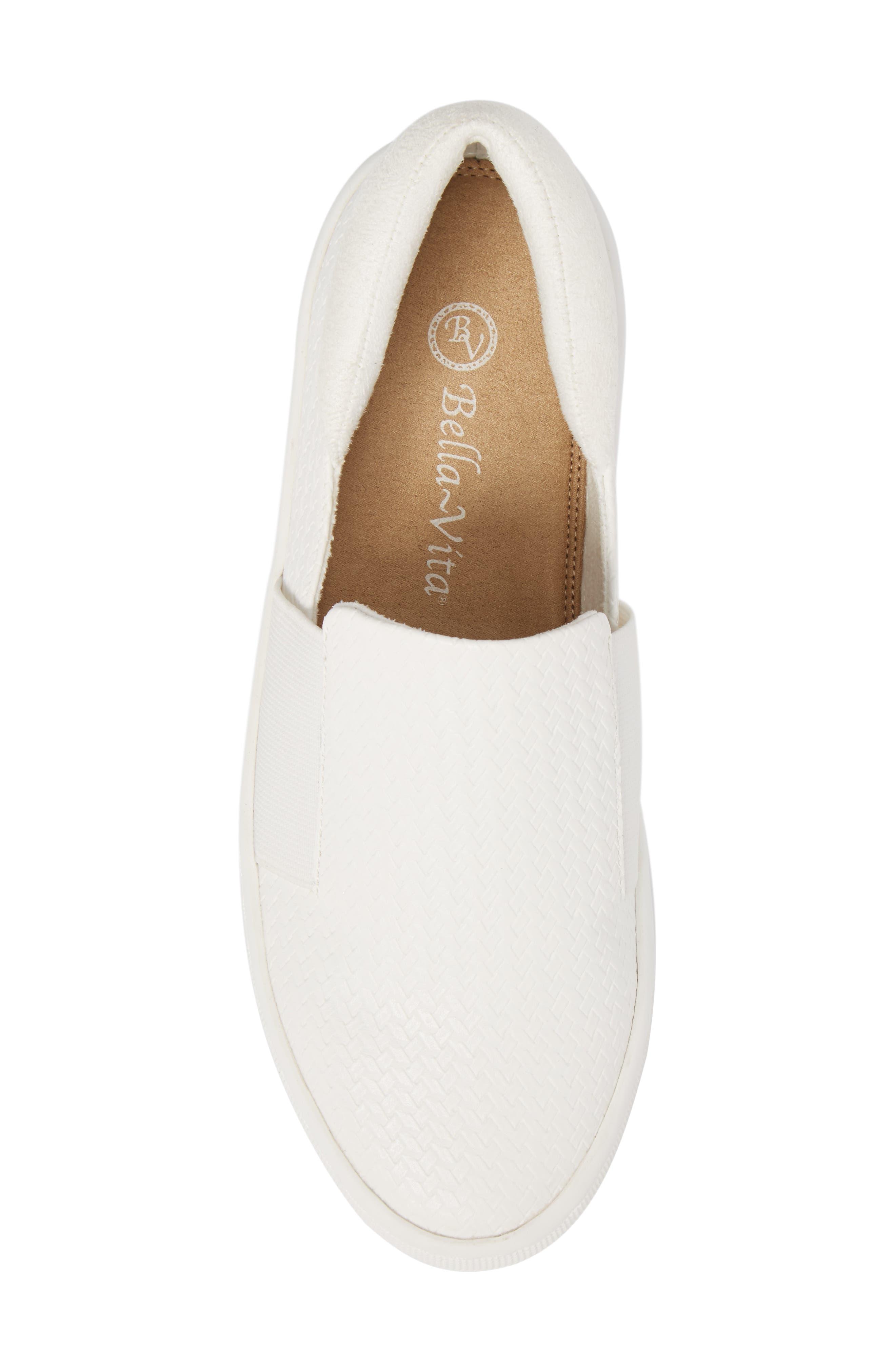 Alternate Image 5  - Bella Vita Ramp II Slip-On Sneaker (Women)