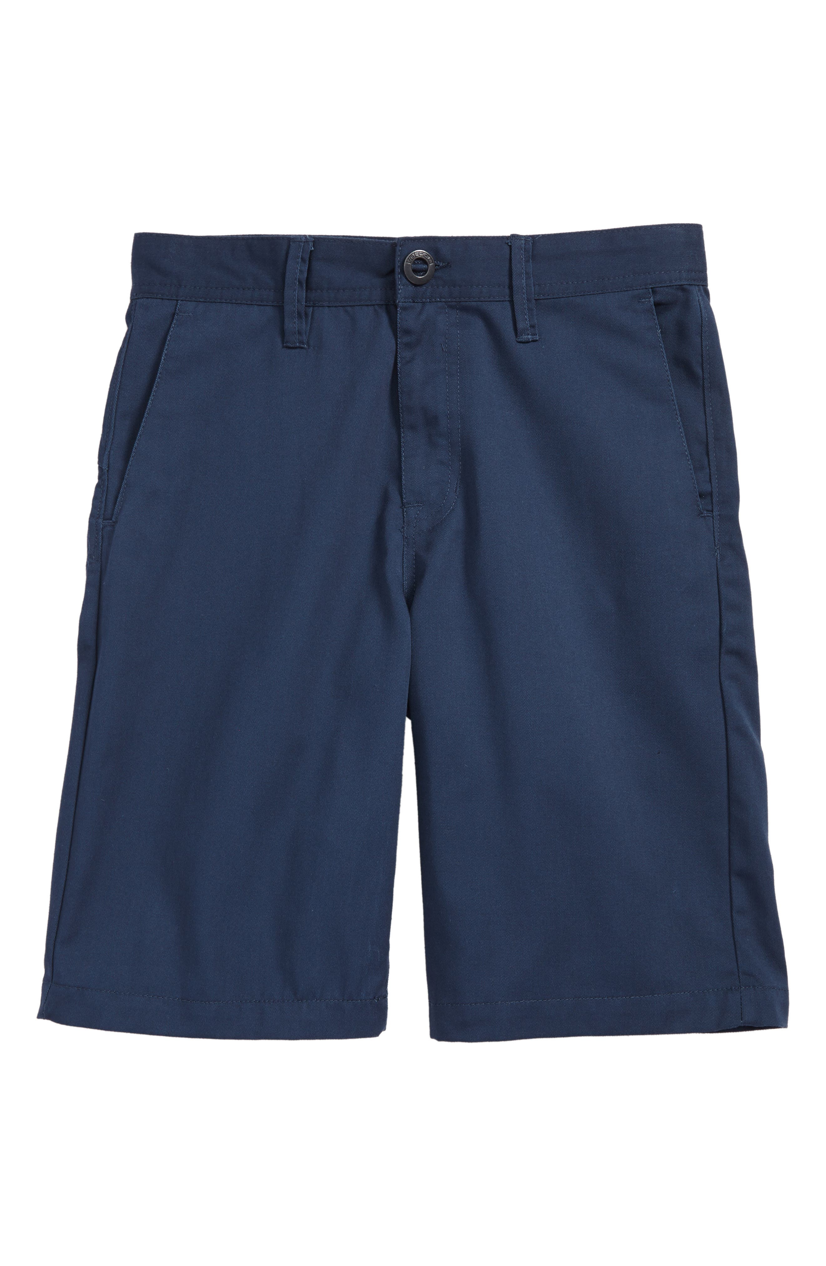 Chino Shorts,                         Main,                         color, Service Blue