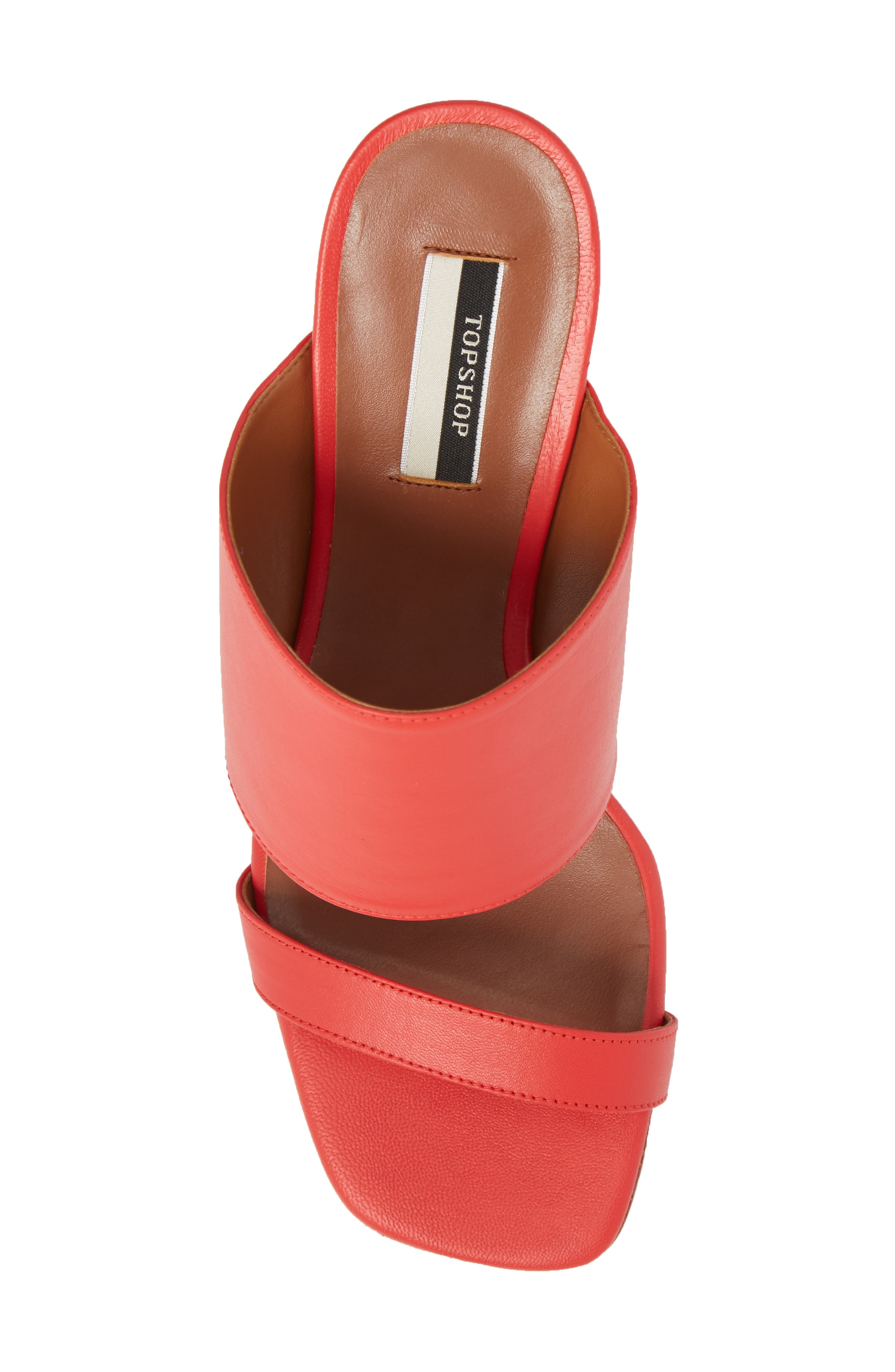Alternate Image 5  - Topshop Nickle Mule Sandal (Women)