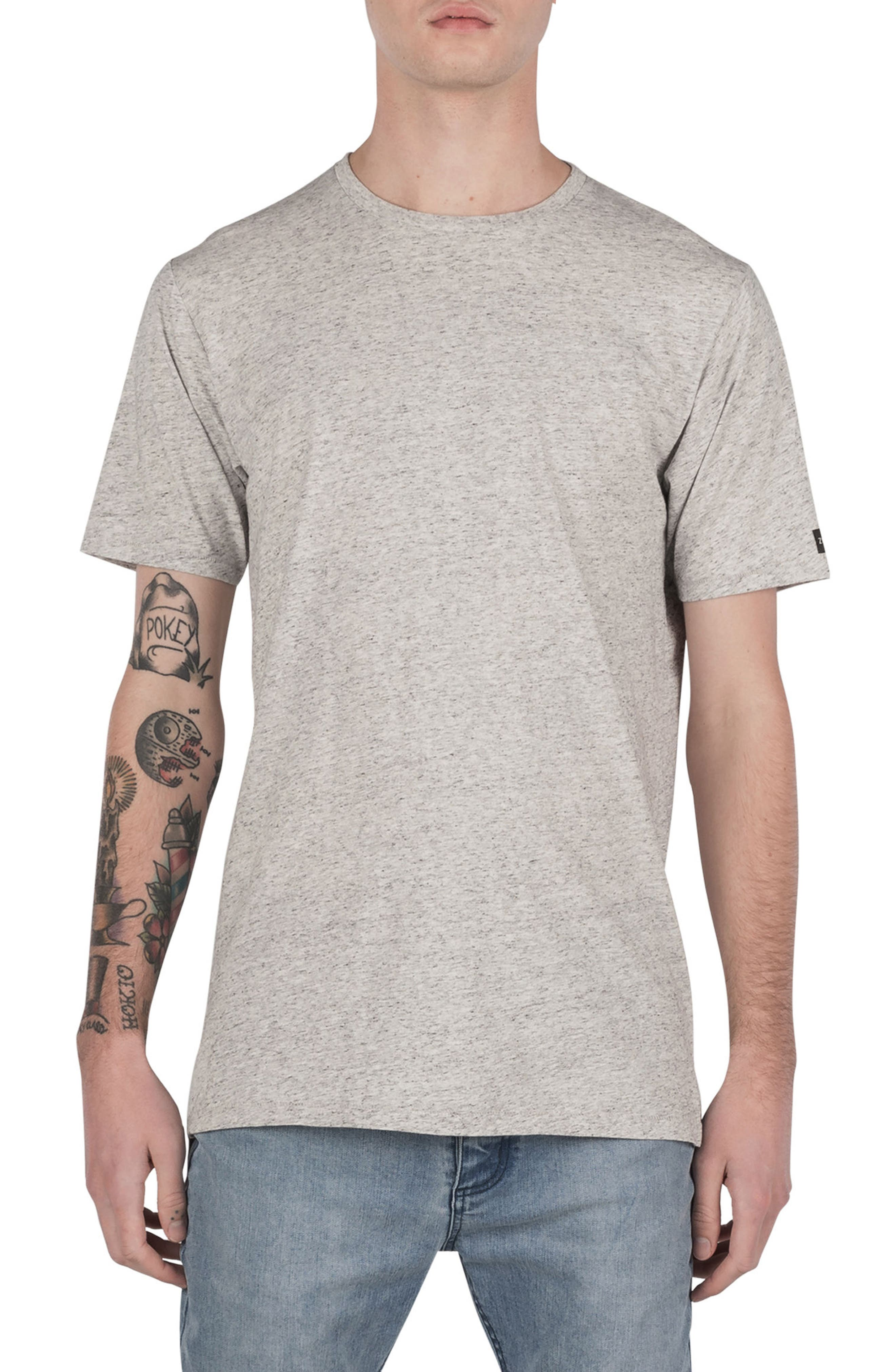 Flintlock T-Shirt,                             Main thumbnail 1, color,                             Storm Marl