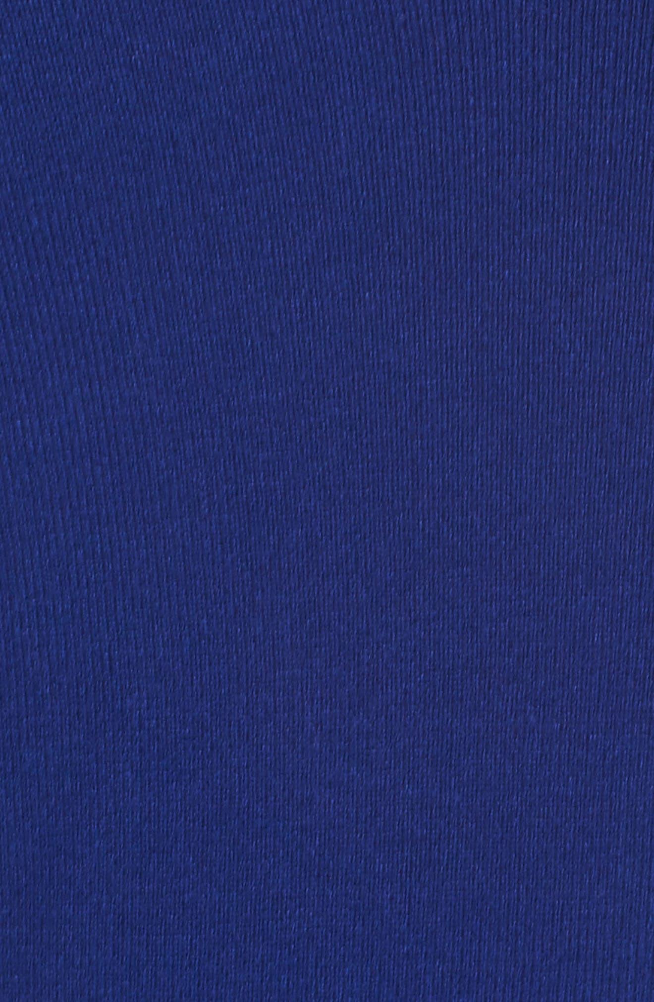 Alternate Image 5  - Eliza J Scallop Fit & Flare Dress