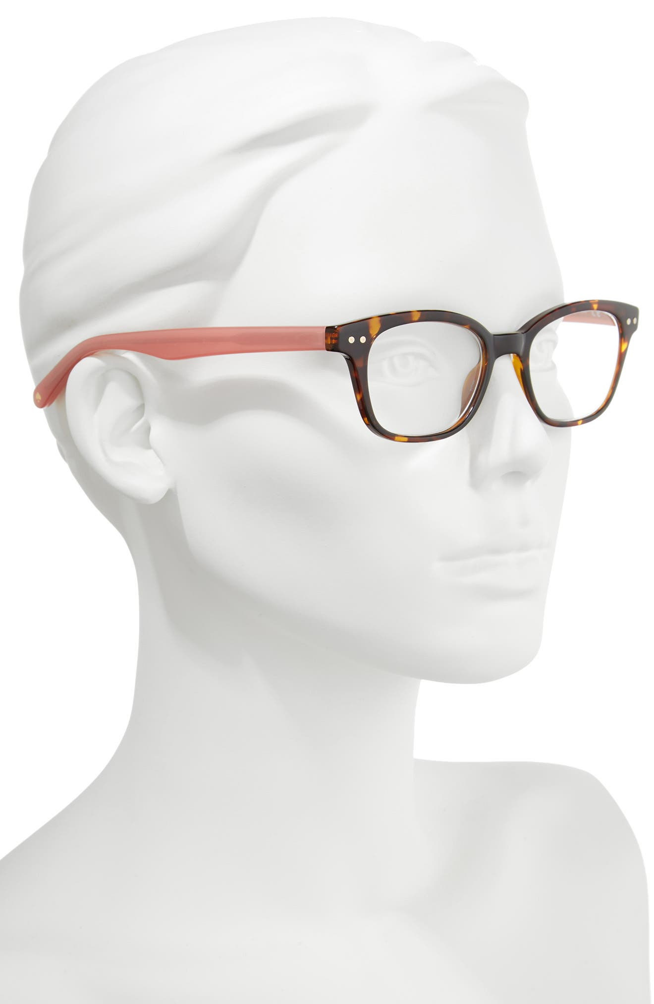 Alternate Image 3  - kate spade new york rebecca 47mm reading glasses