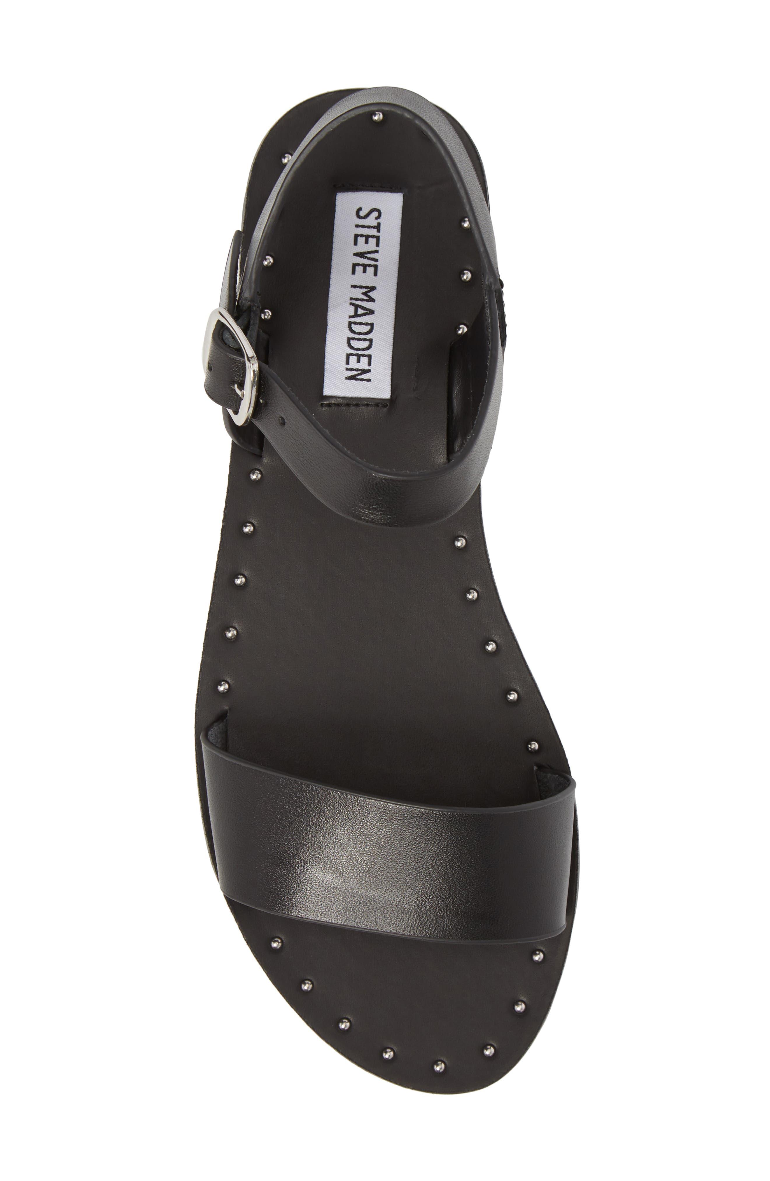 Alternate Image 5  - Steve Madden Dupe Sandal (Women)