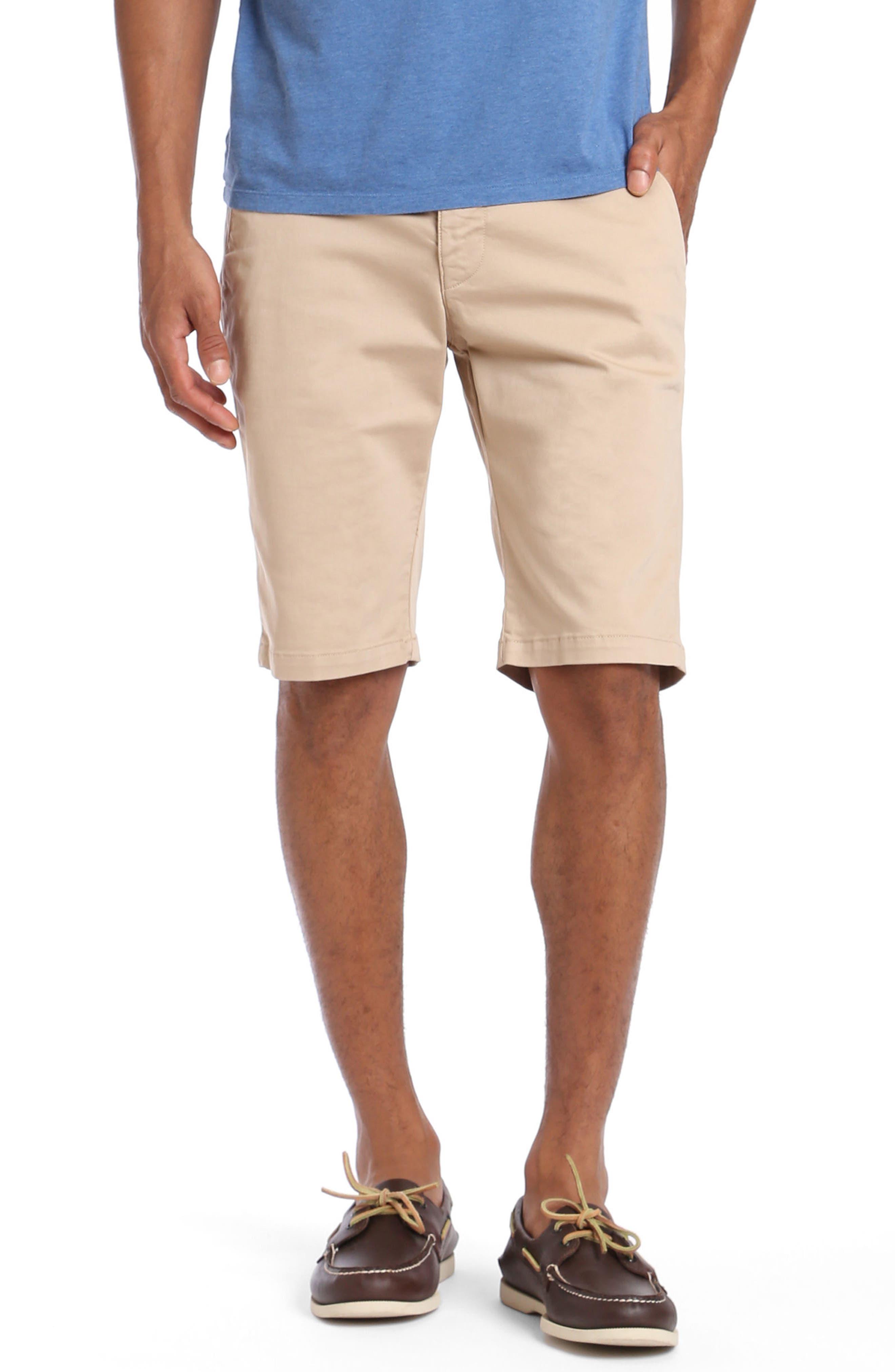Alternate Image 1 Selected - Mavi Jeans Jacob Twill Shorts