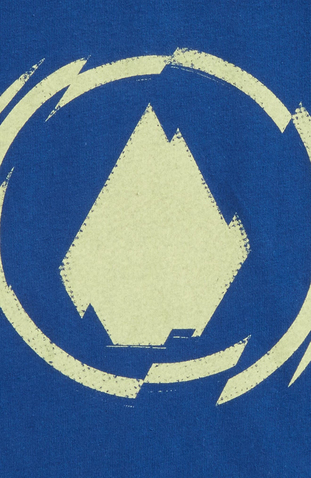 Shatter T-Shirt,                             Alternate thumbnail 2, color,                             Camper Blue