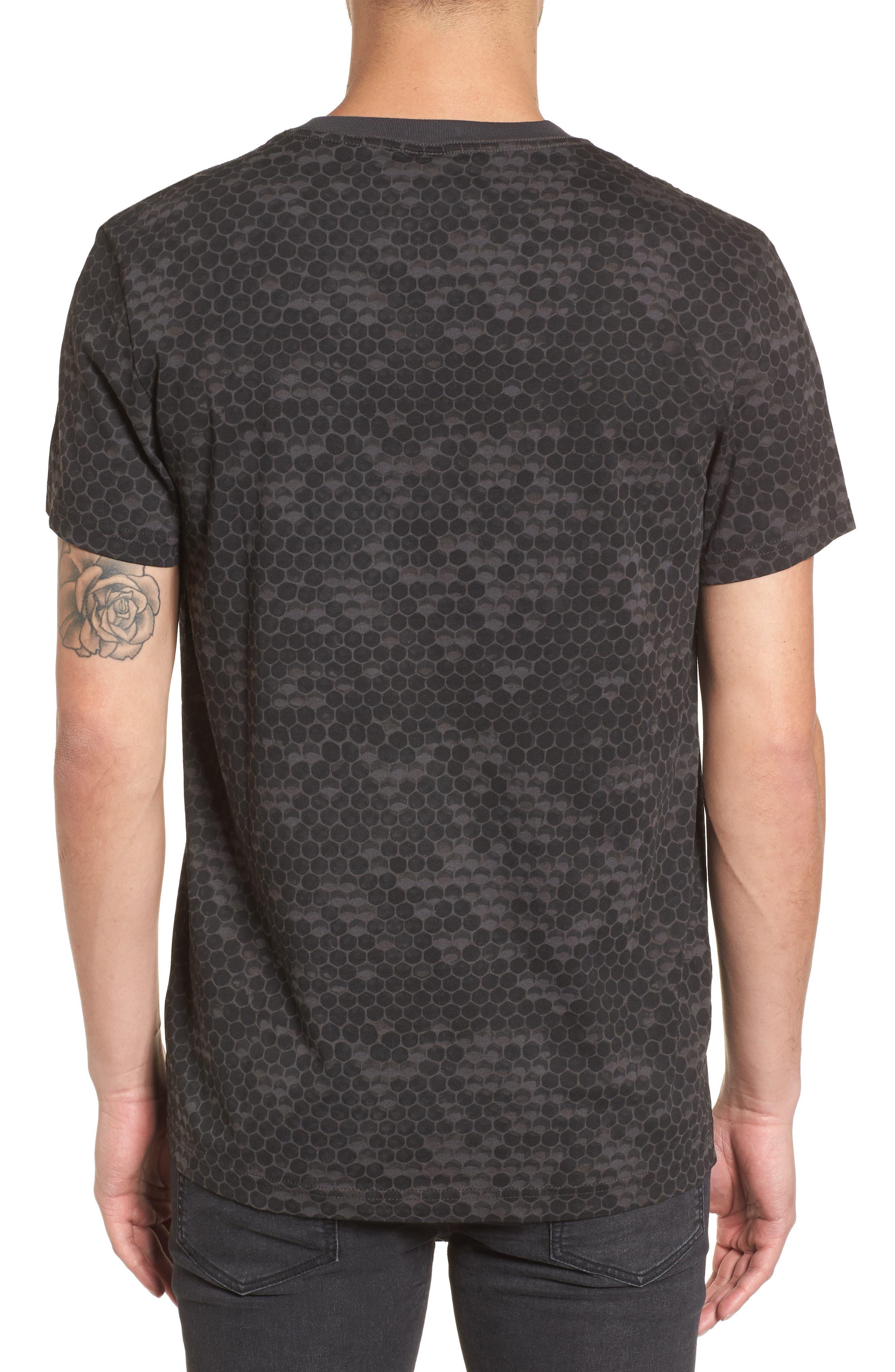 Classic Hoc T-Shirt,                             Alternate thumbnail 2, color,                             Raven