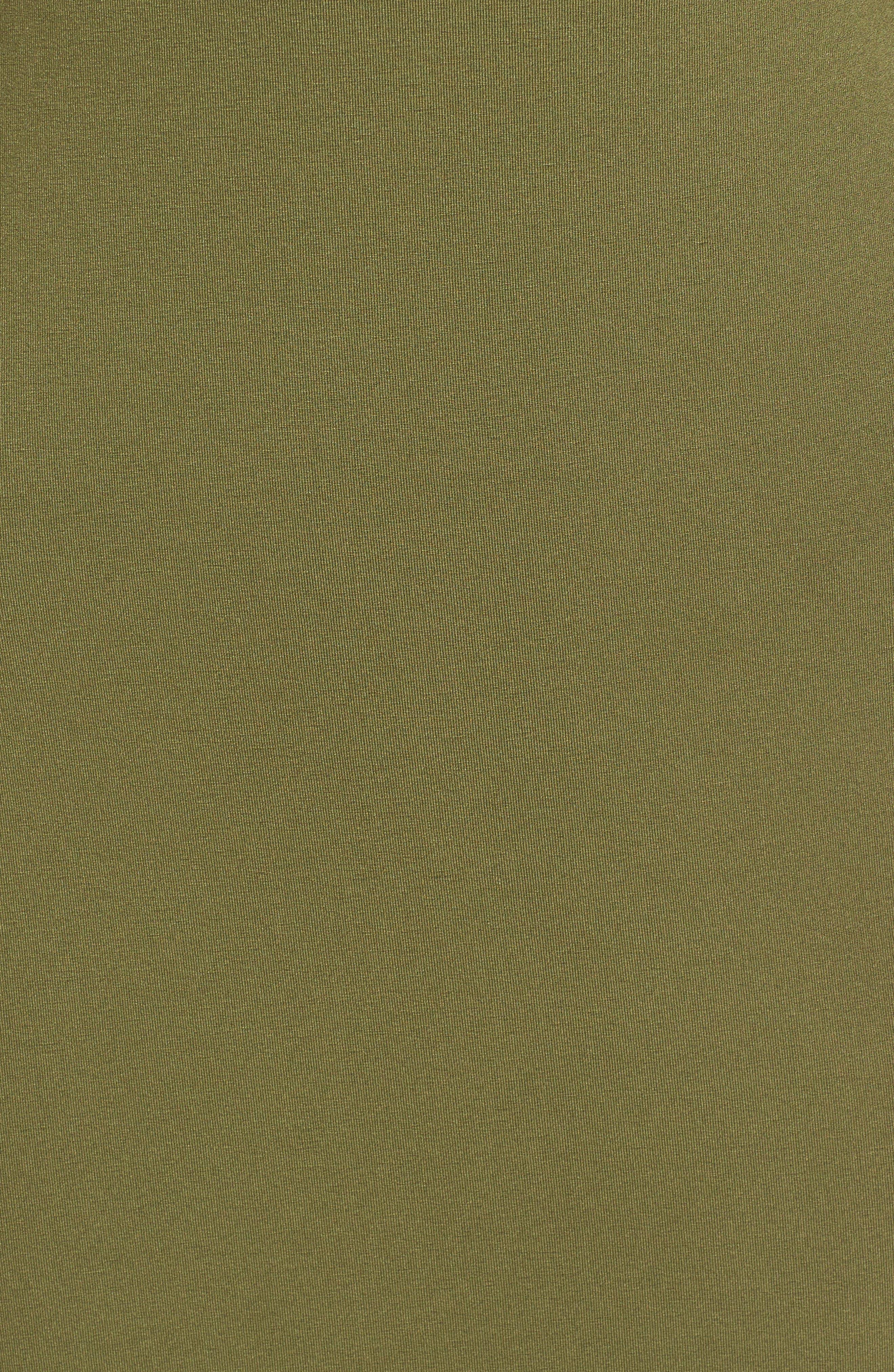 Alternate Image 7  - IVY PARK® Logo Tape Dress