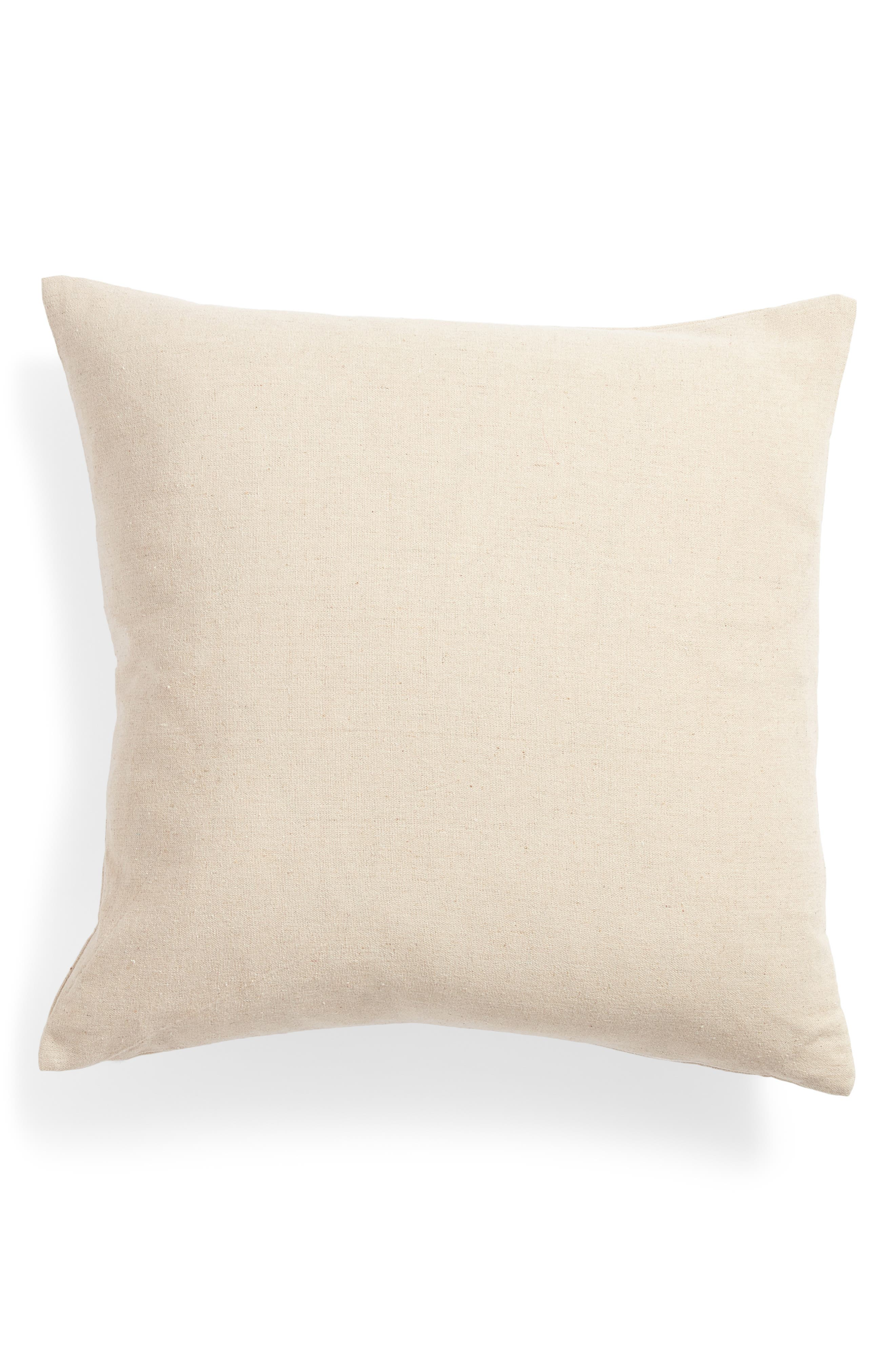 Oh Honey Accent Pillow,                             Alternate thumbnail 2, color,                             Grey